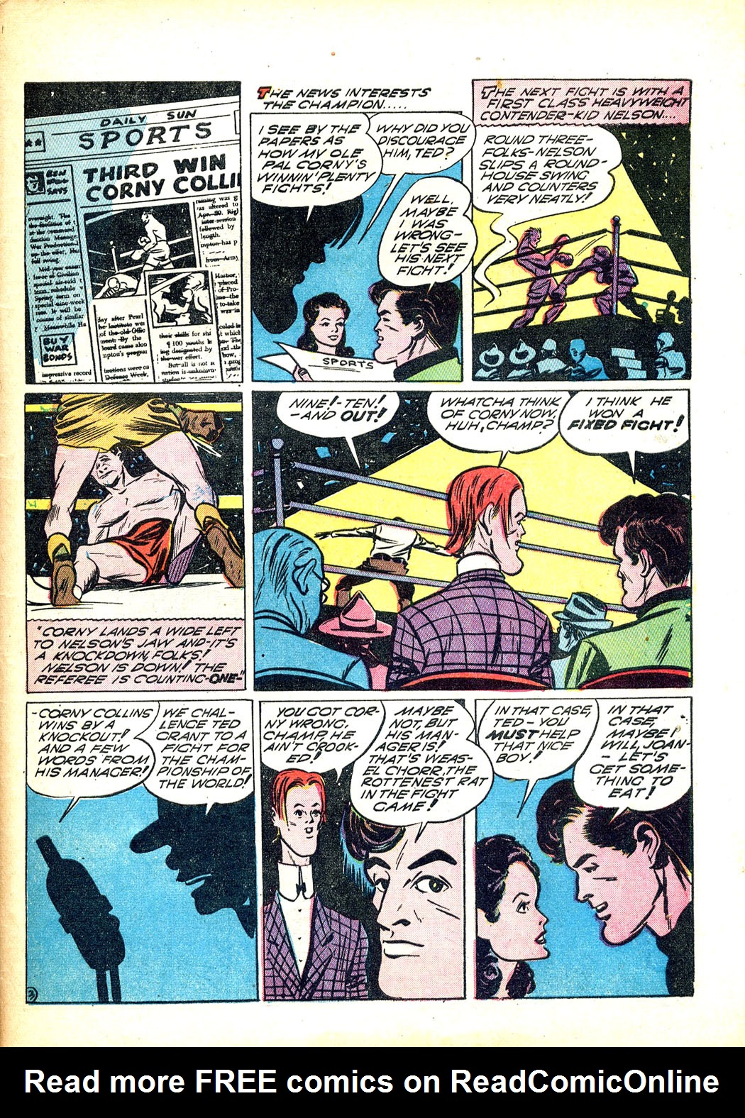 Read online Sensation (Mystery) Comics comic -  Issue #12 - 55