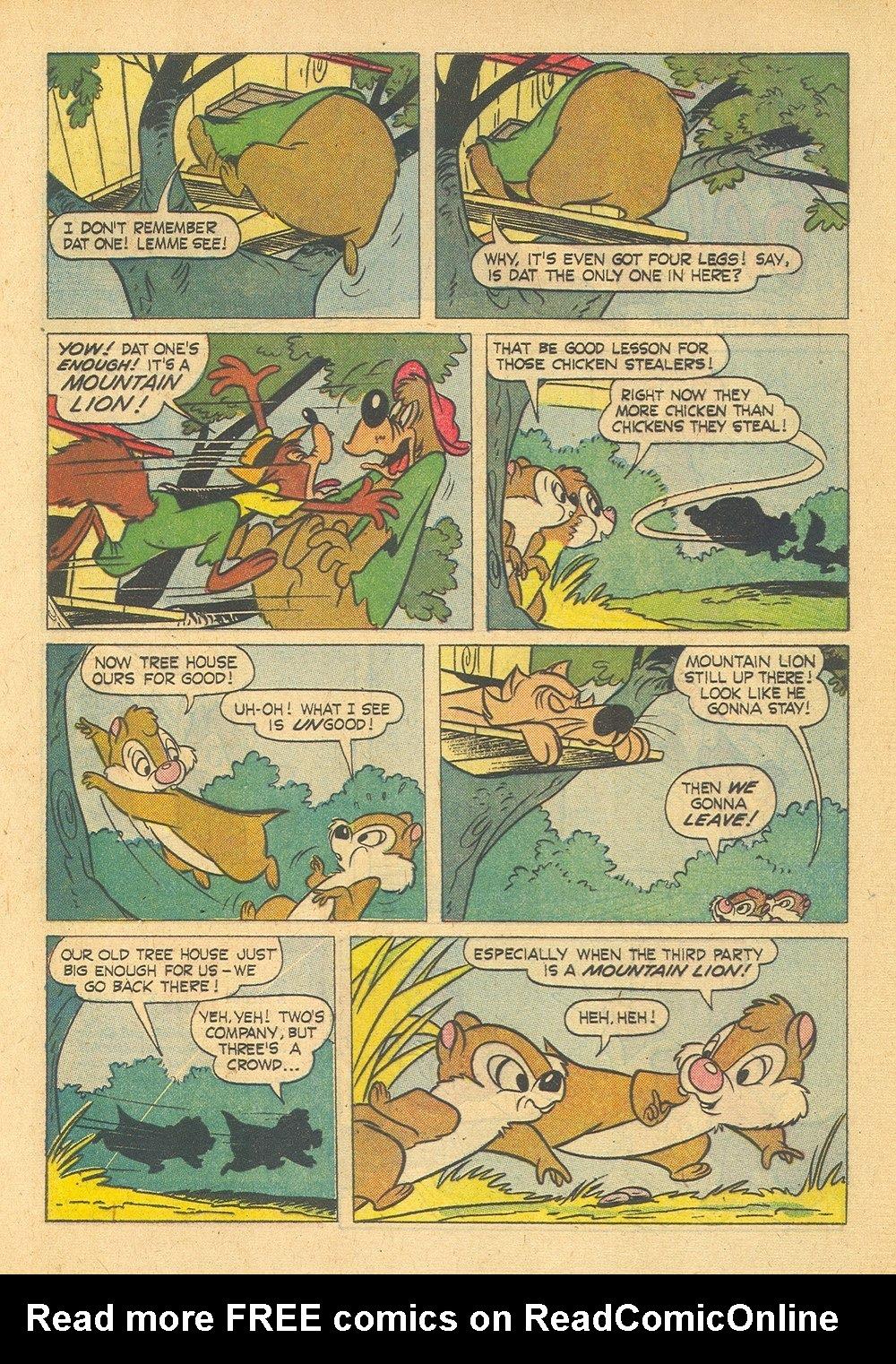Walt Disneys Chip N Dale issue 19 - Page 33