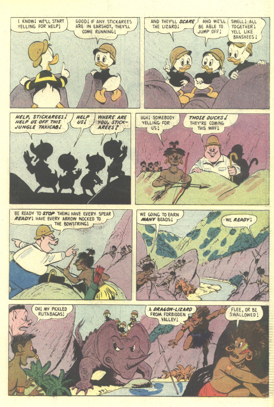 Walt Disney's Donald Duck (1986) issue 248 - Page 19