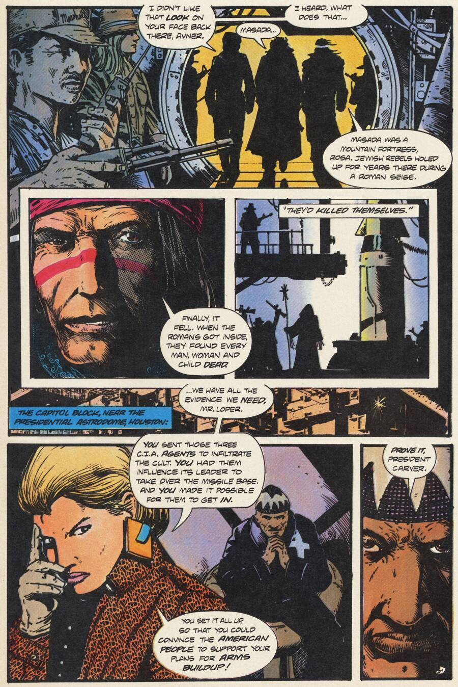 Read online Scout comic -  Issue #13 - 7