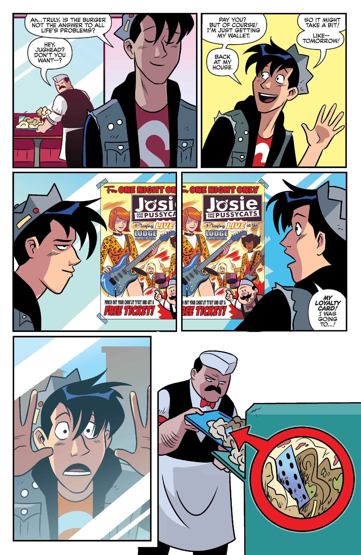 Read online Jughead (2015) comic -  Issue #15 - 9