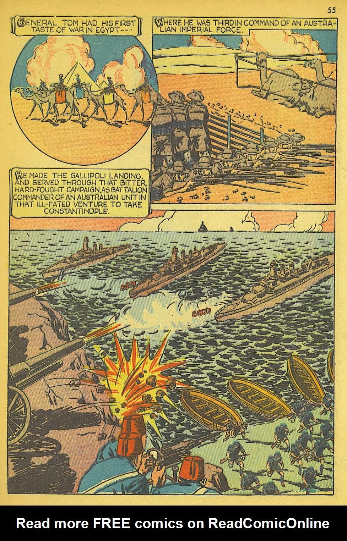 Read online Super-Magician Comics comic -  Issue #19 - 47