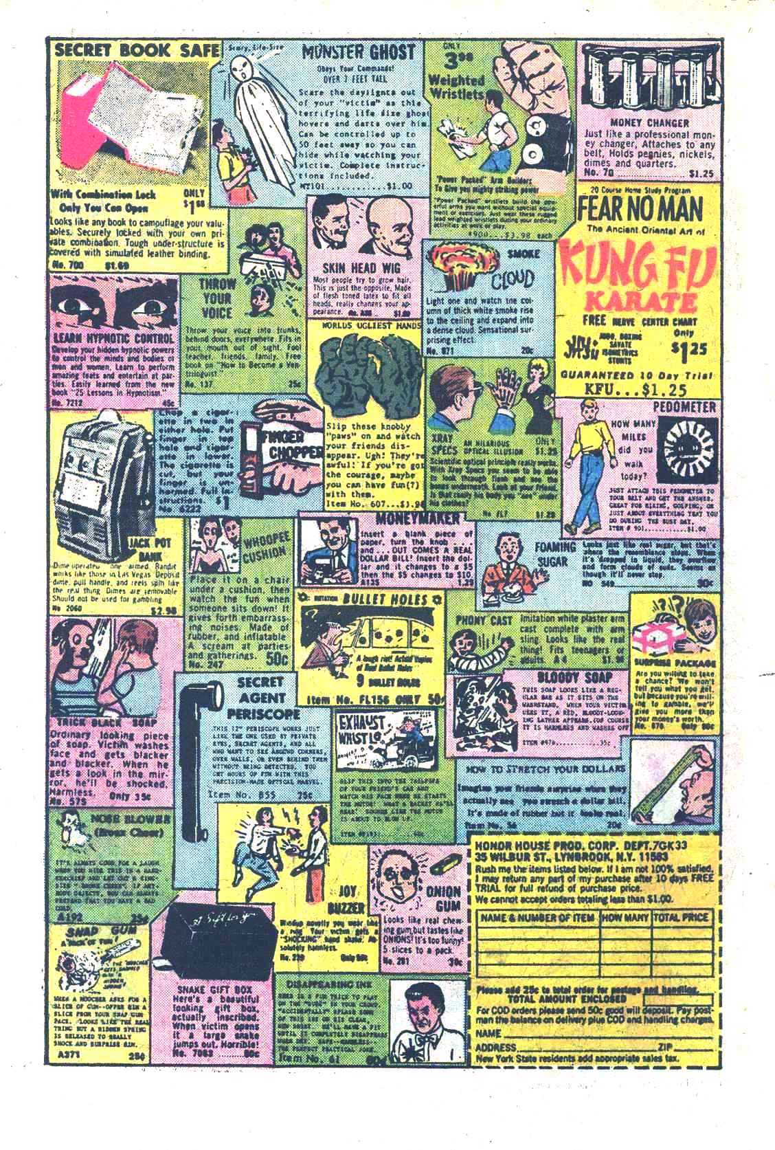 Read online Archie (1960) comic -  Issue #241 - 34