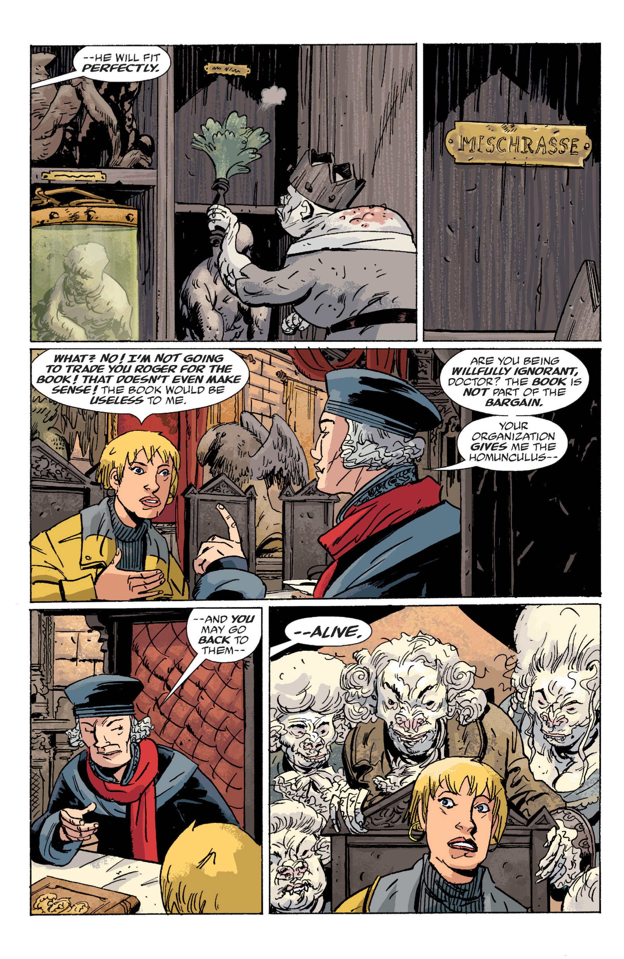Read online B.P.R.D. (2003) comic -  Issue # TPB 6 - 67