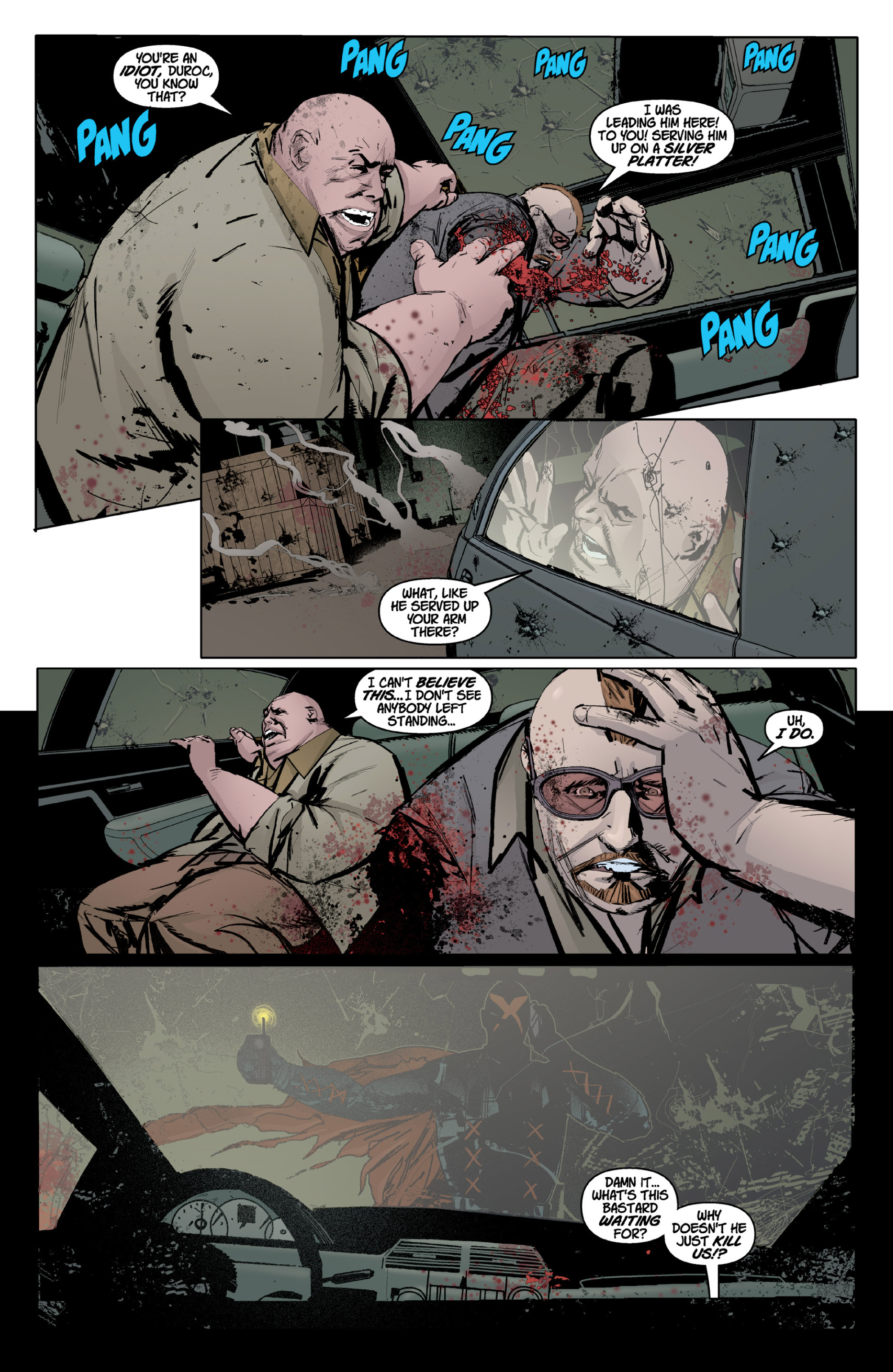 Read online X: Big Bad comic -  Issue # Full - 20