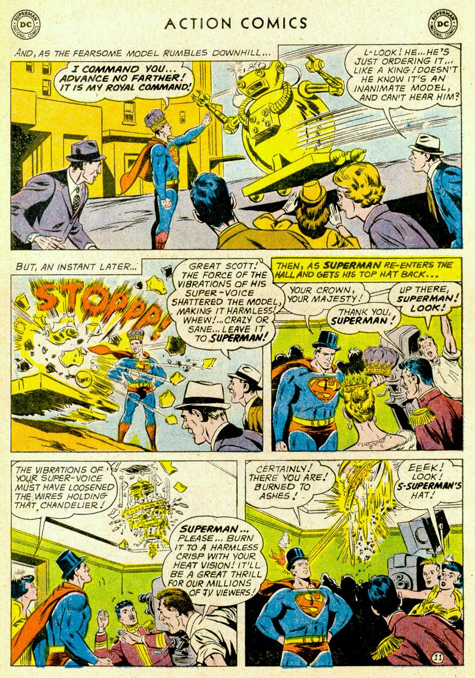 Action Comics (1938) 275 Page 12
