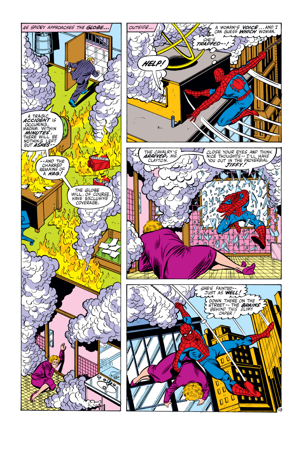 The Amazing Spider-Man (1963) 210 Page 19