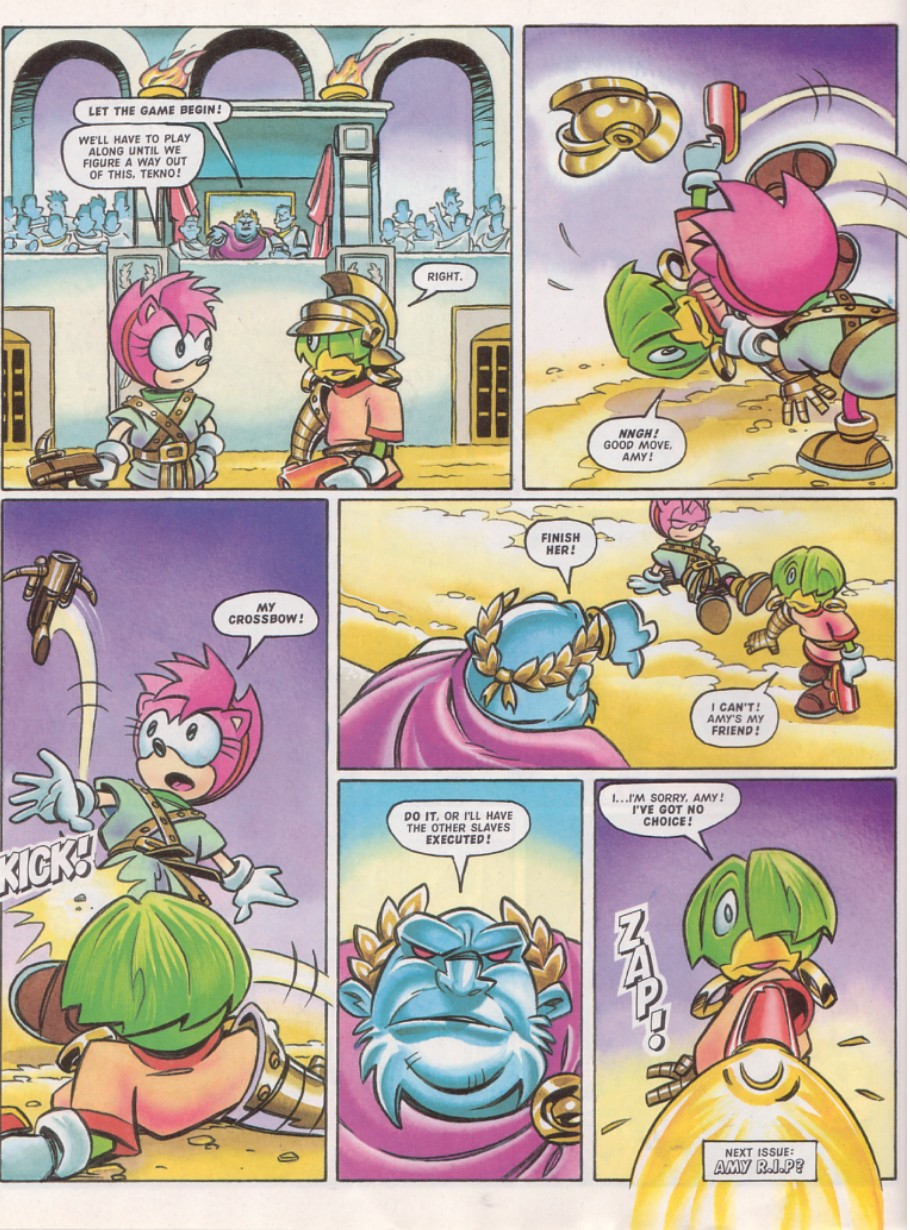 Read online Sonic the Comic comic -  Issue #143 - 13