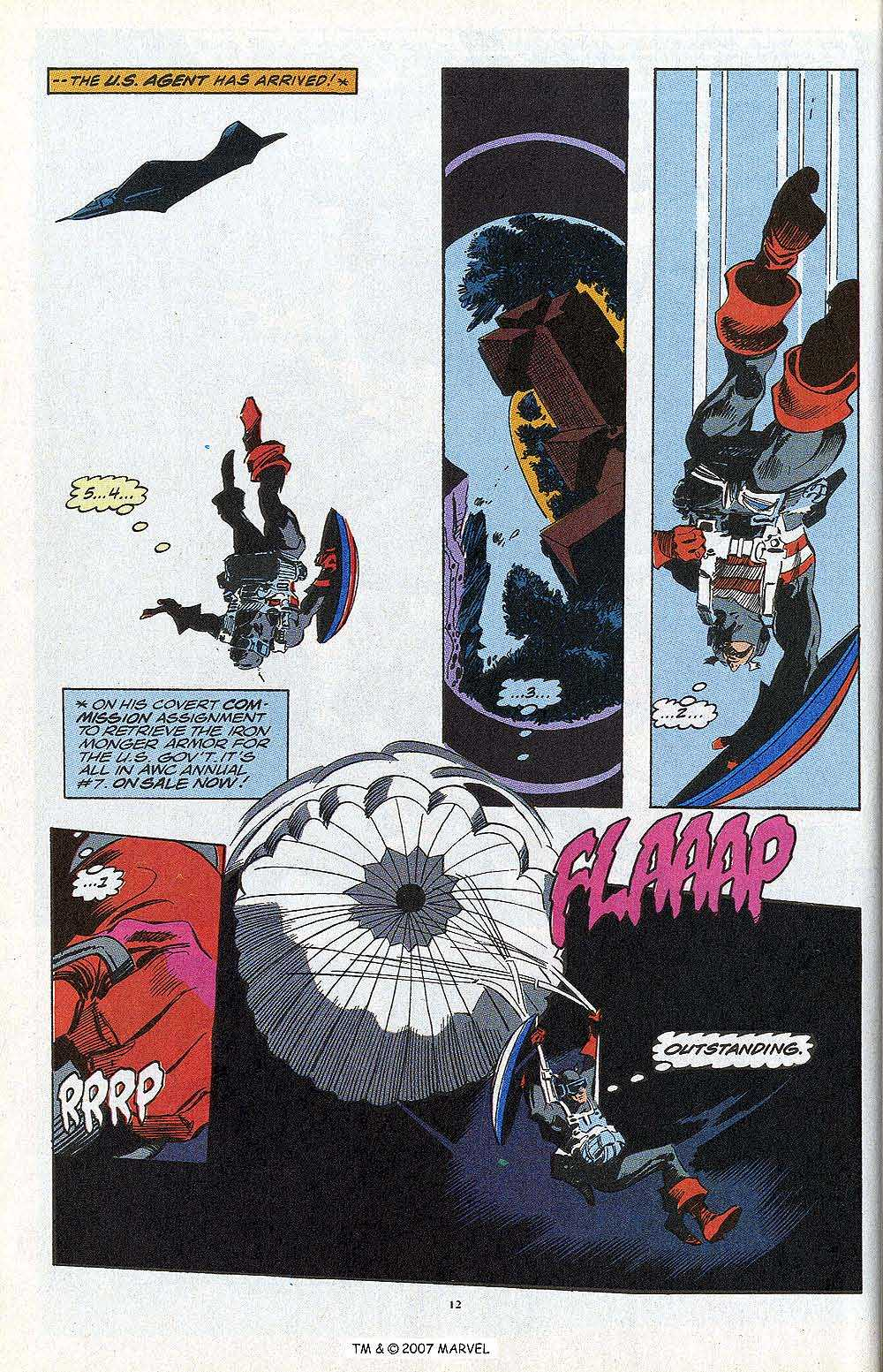 Iron Man Annual issue 13 - Page 14