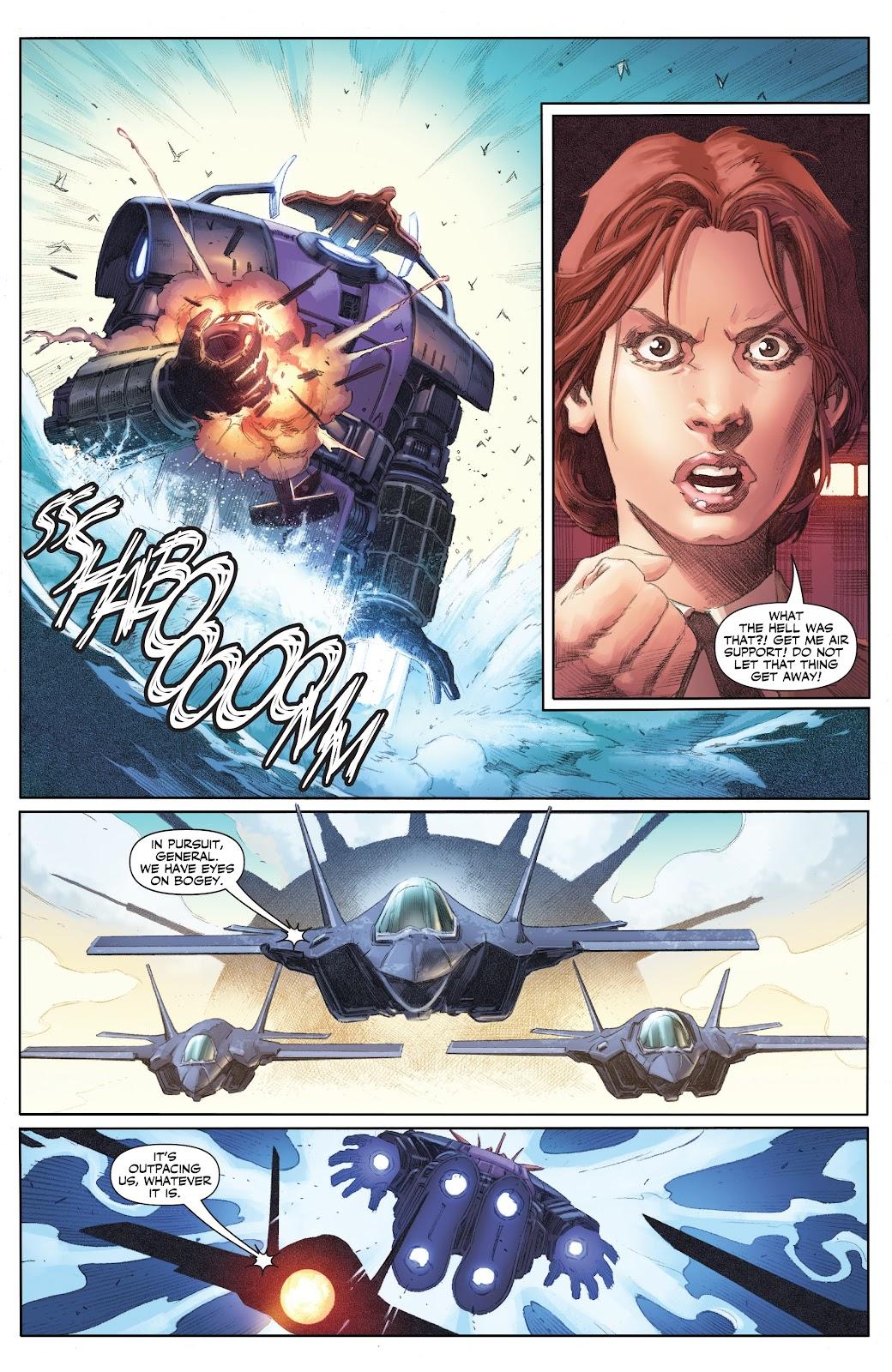 Read online X-O Manowar (2017) comic -  Issue #23 - 12