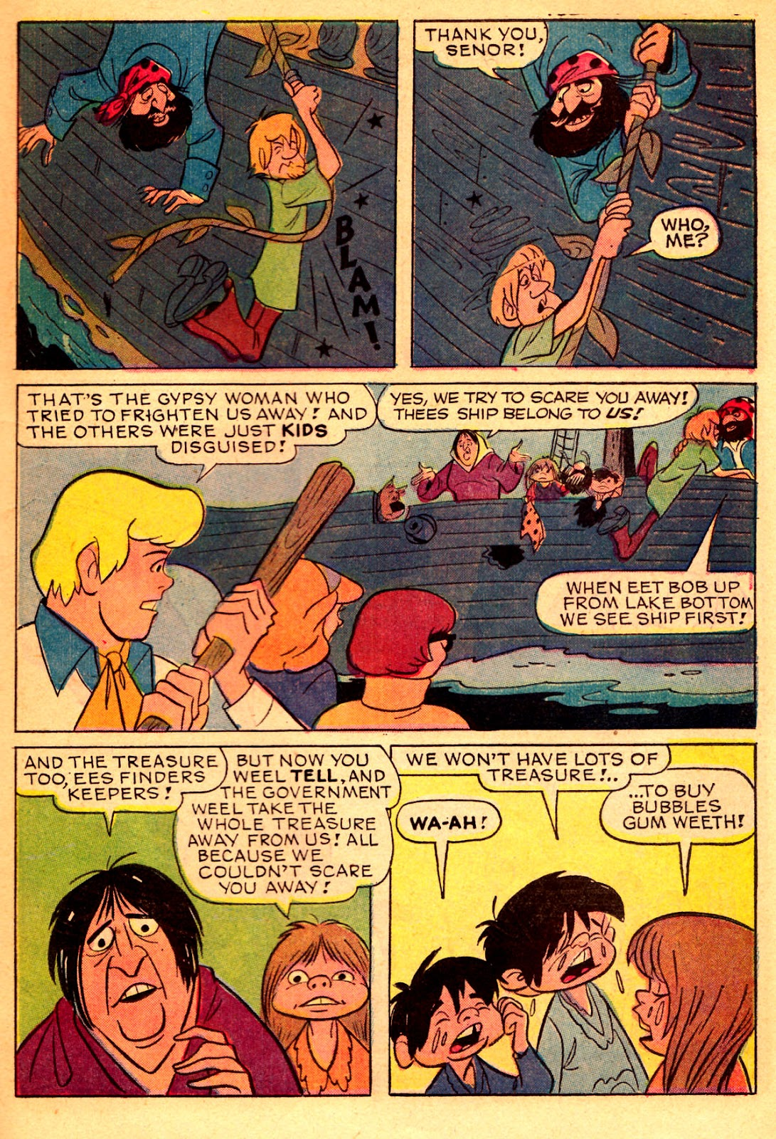 Scooby-Doo... Where Are You! (1970) issue 2 - Page 14