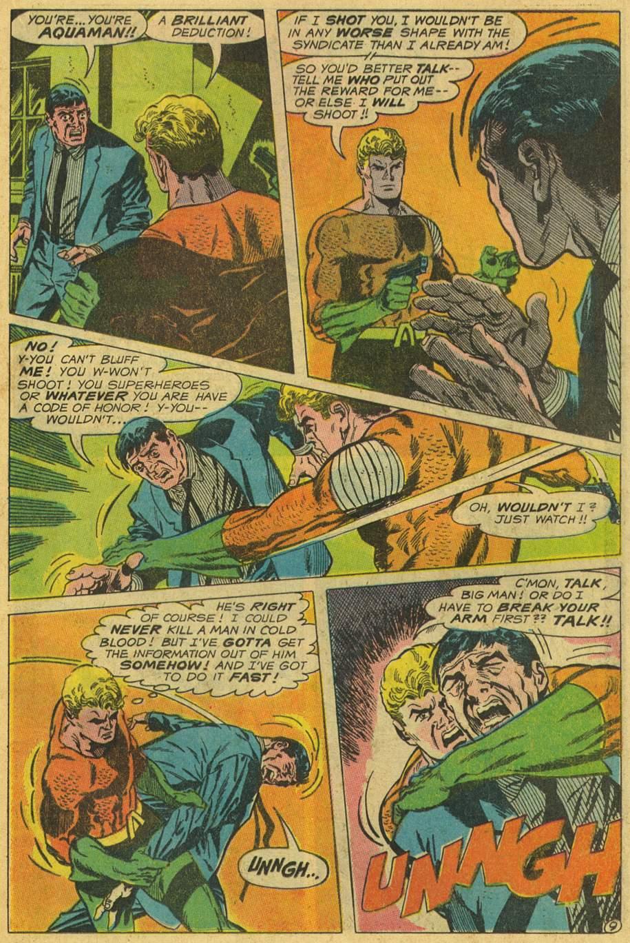 Aquaman (1962) issue 45 - Page 13