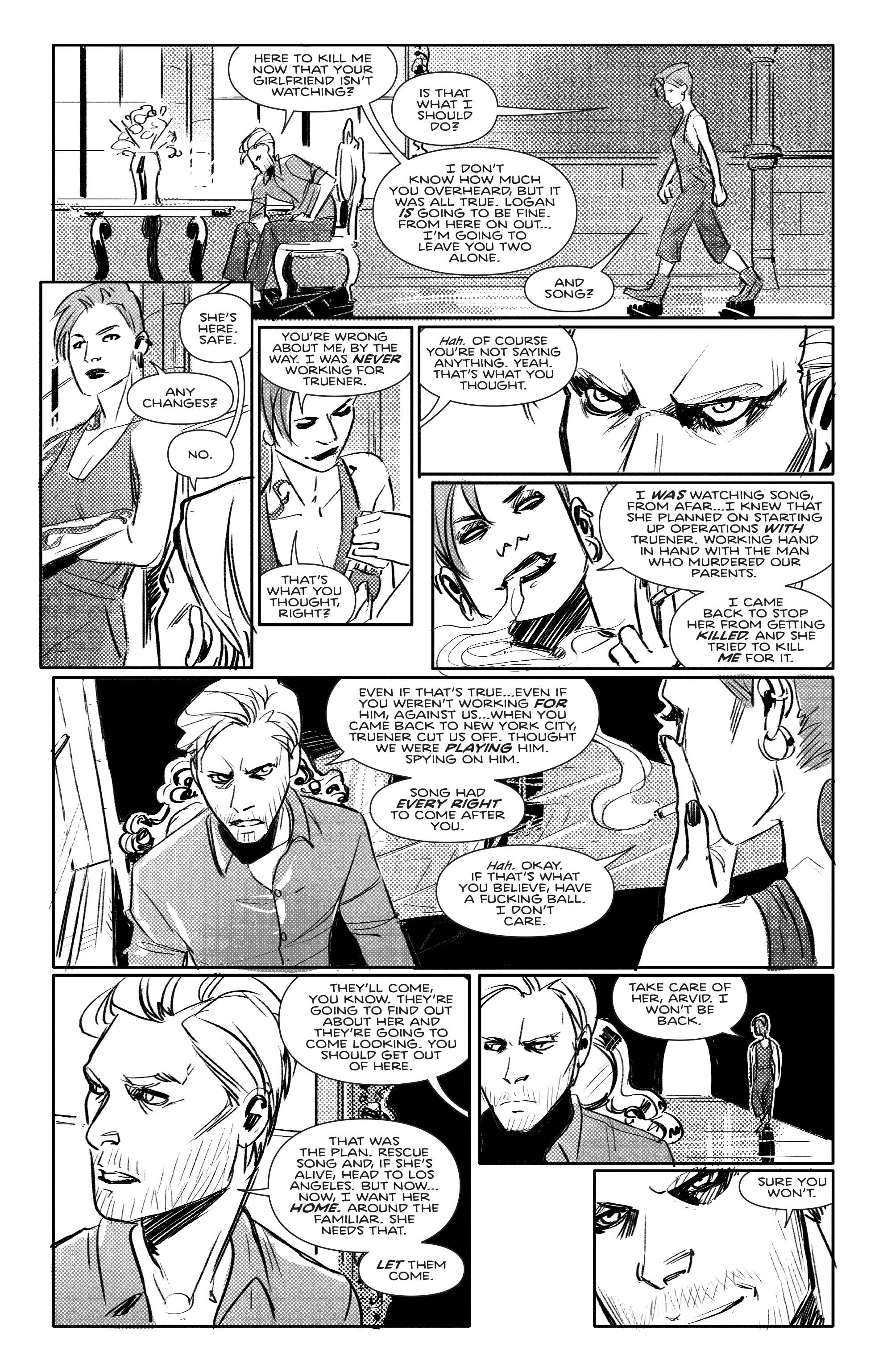 Destiny, NY #11 #11 - English 32