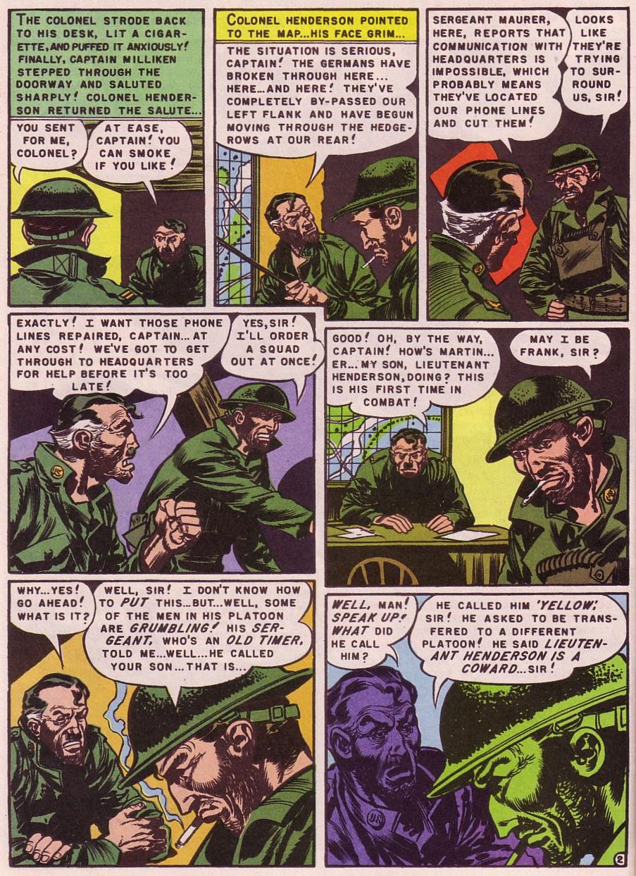 Read online Shock SuspenStories comic -  Issue #1 - 11