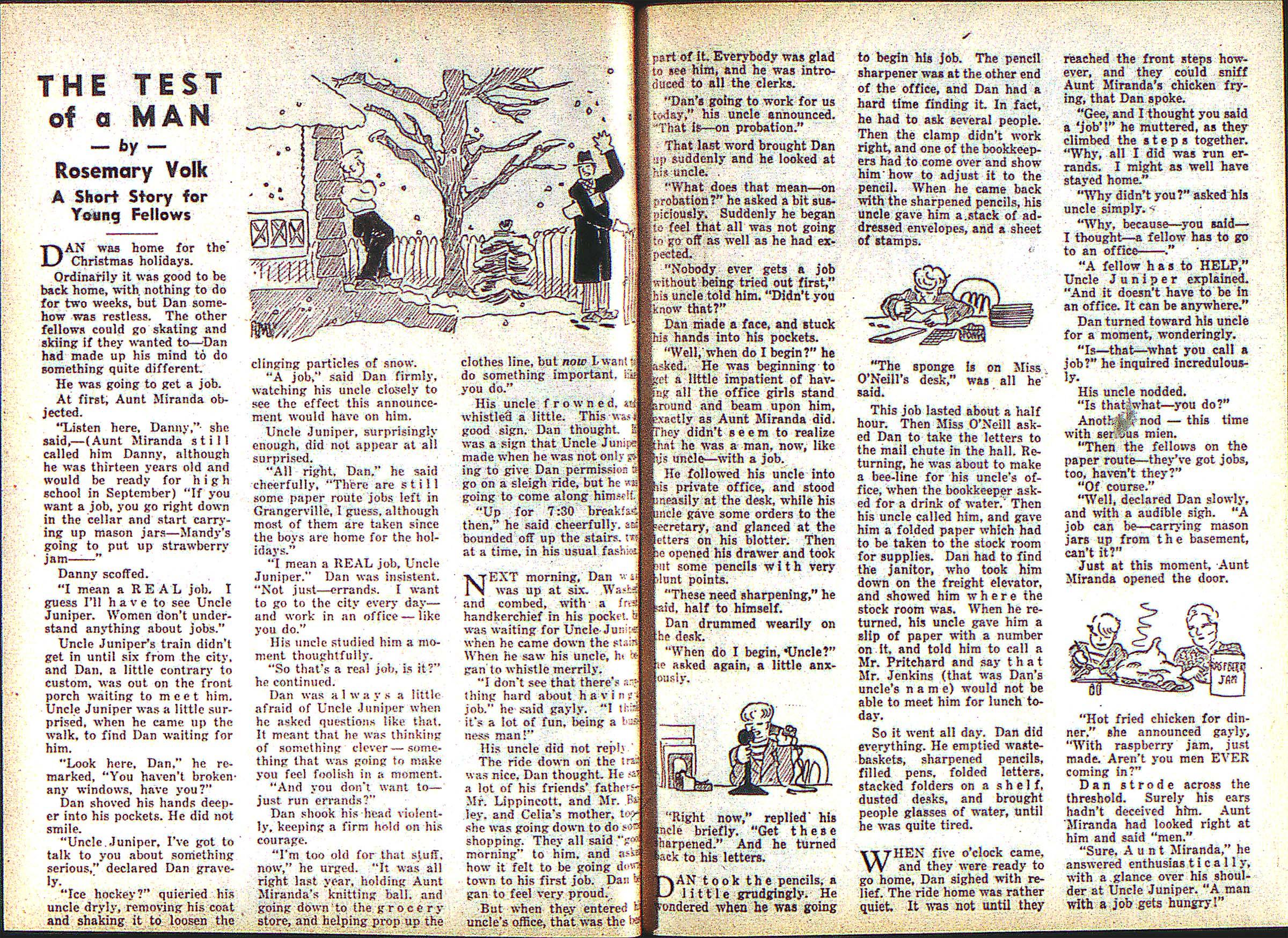 Read online Adventure Comics (1938) comic -  Issue #2 - 15