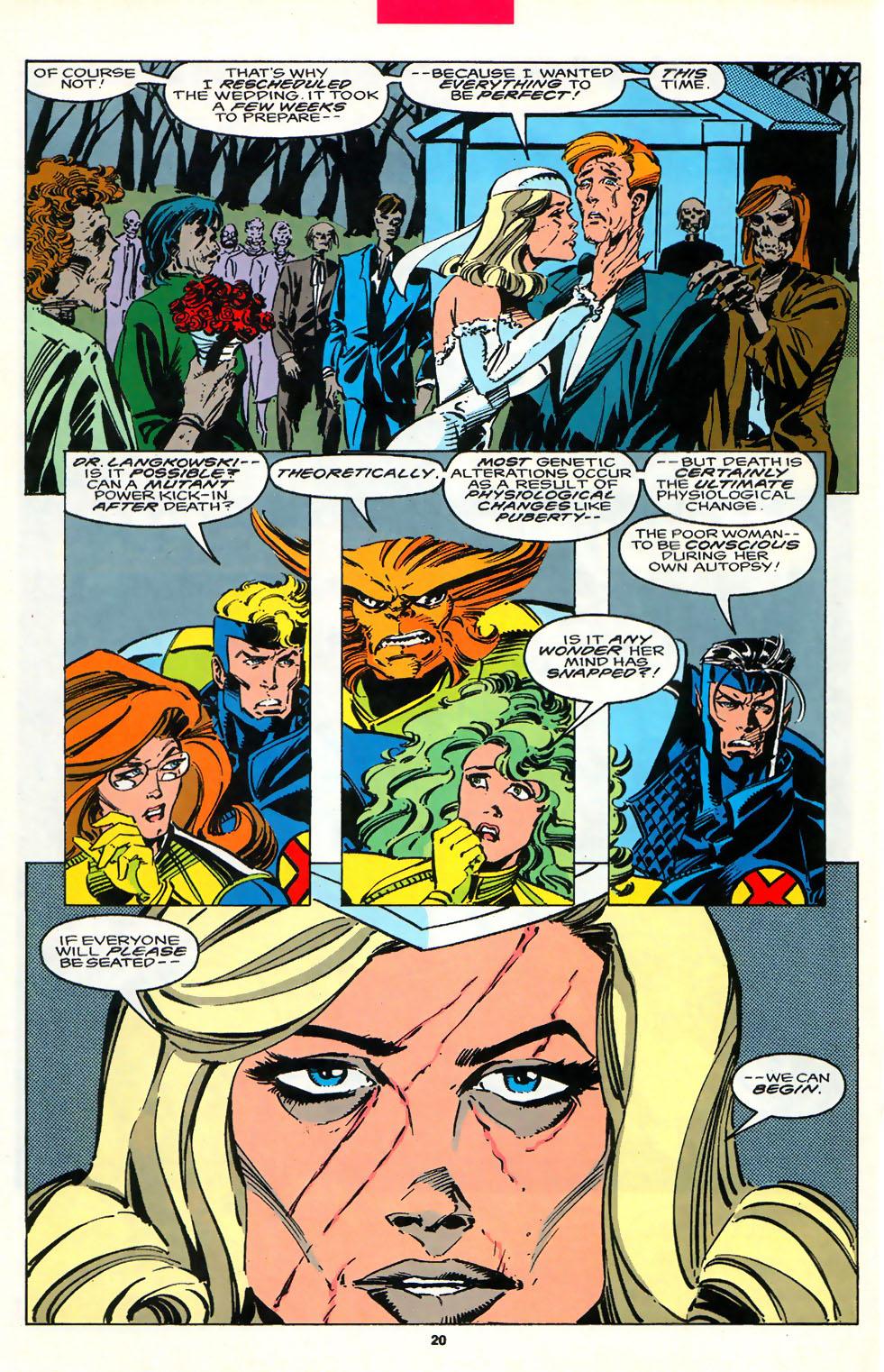 Read online Alpha Flight (1983) comic -  Issue #107 - 16