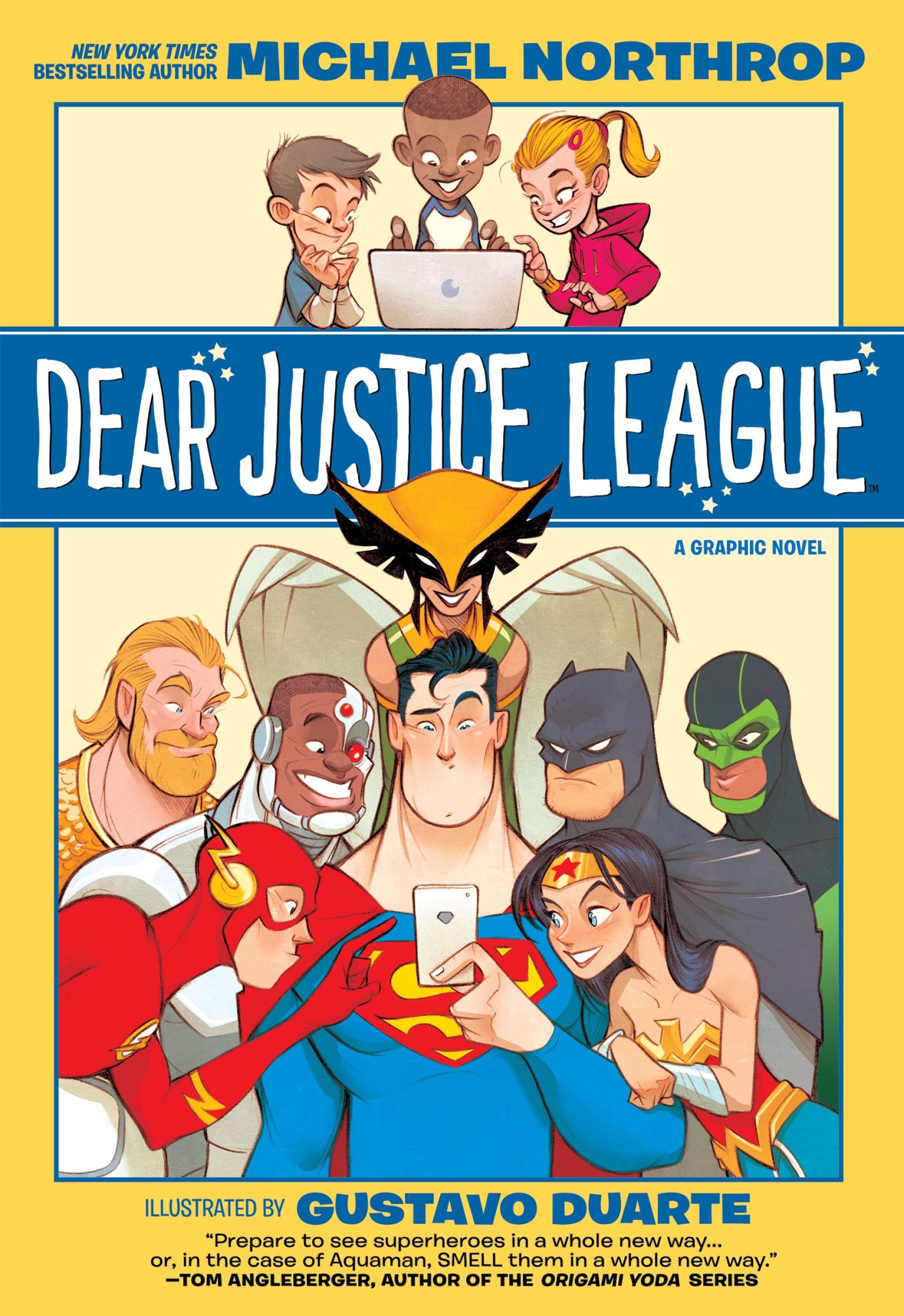 Dear Justice League #TPB_(Part_1) #2 - English 1