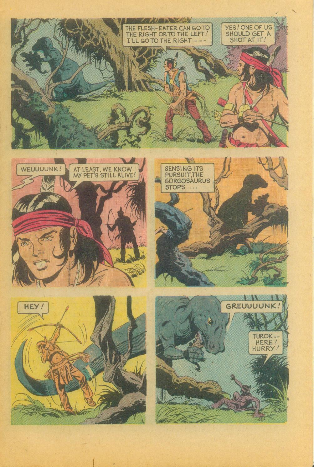 Read online Turok, Son of Stone comic -  Issue #89 - 31