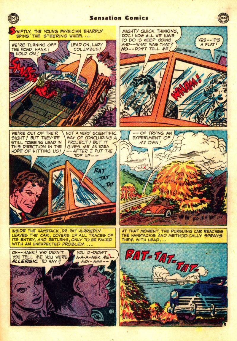 Read online Sensation (Mystery) Comics comic -  Issue #99 - 19