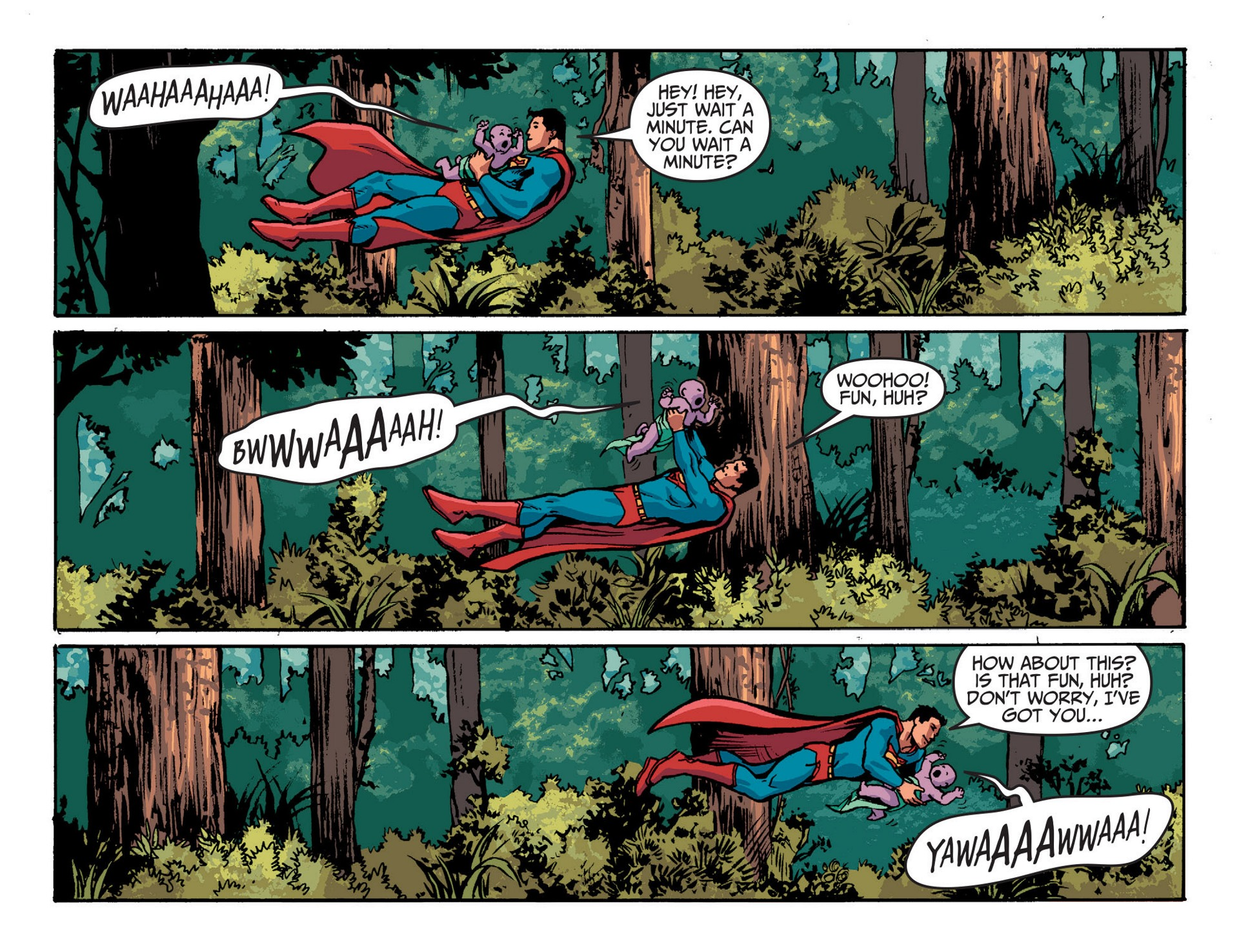 Read online Adventures of Superman [I] comic -  Issue #14 - 3