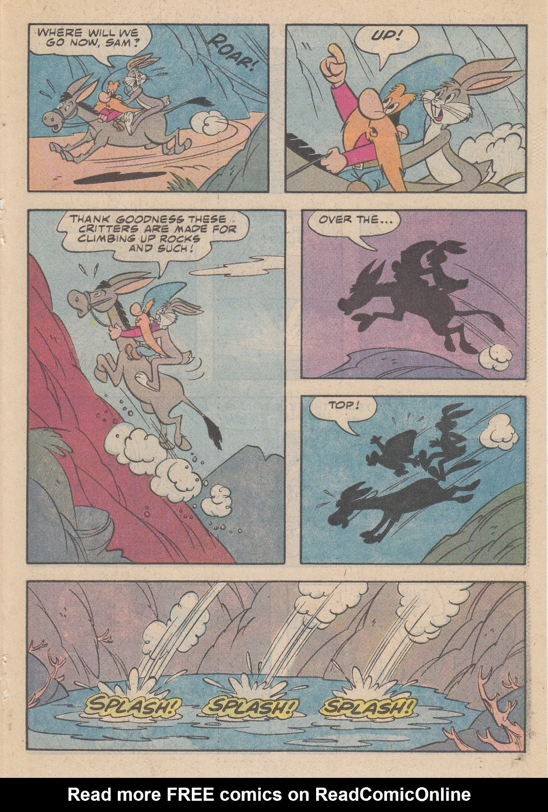 Yosemite Sam and Bugs Bunny issue 81 - Page 19