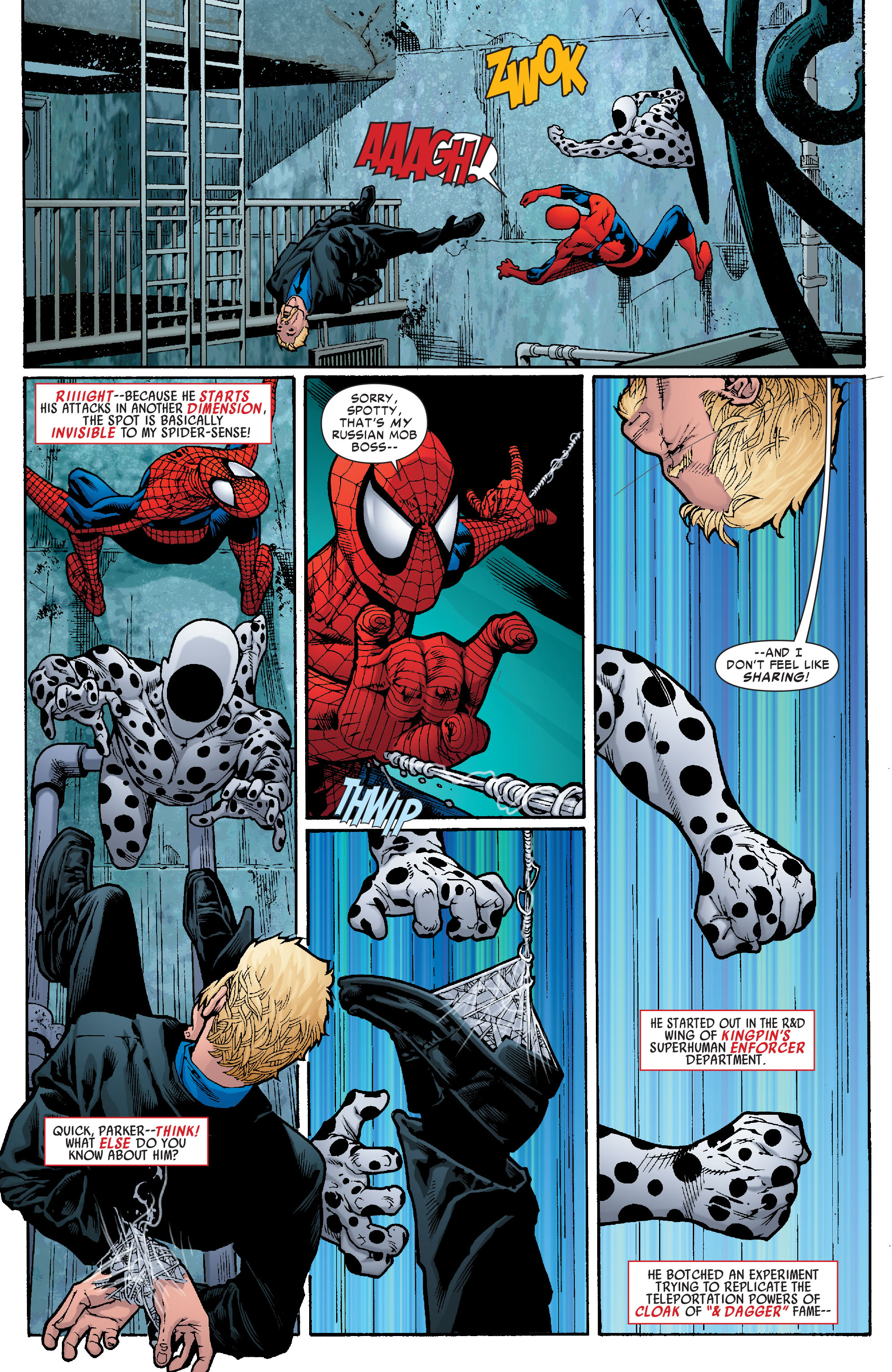 The Amazing Spider-Man (1963) 589 Page 12