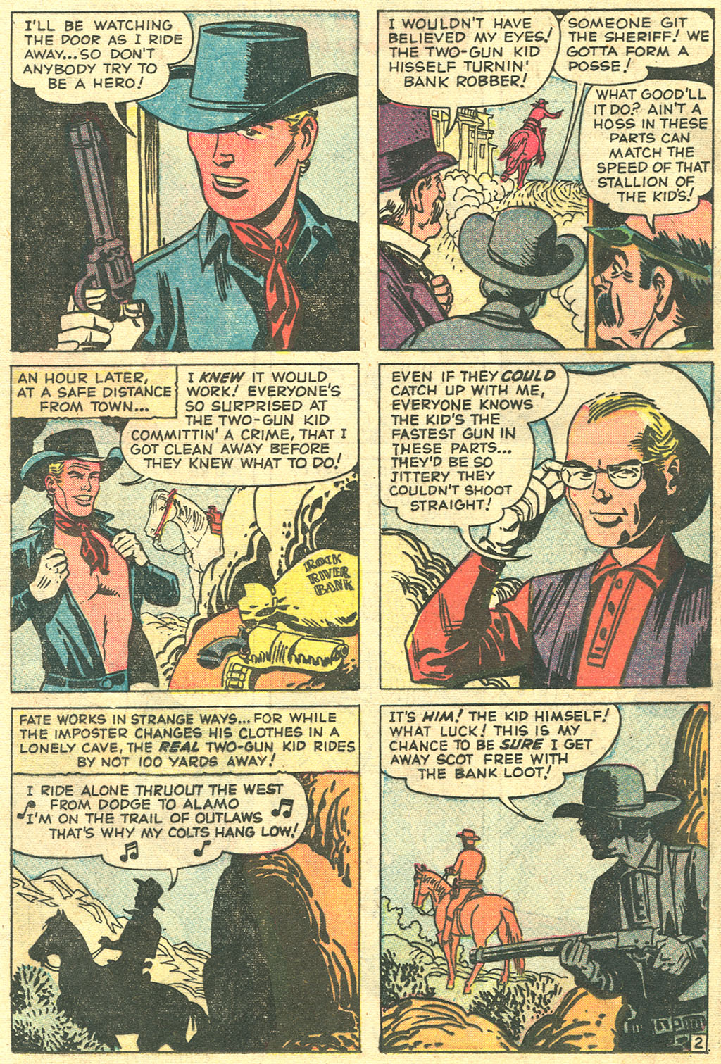 Read online Two-Gun Kid comic -  Issue #44 - 13