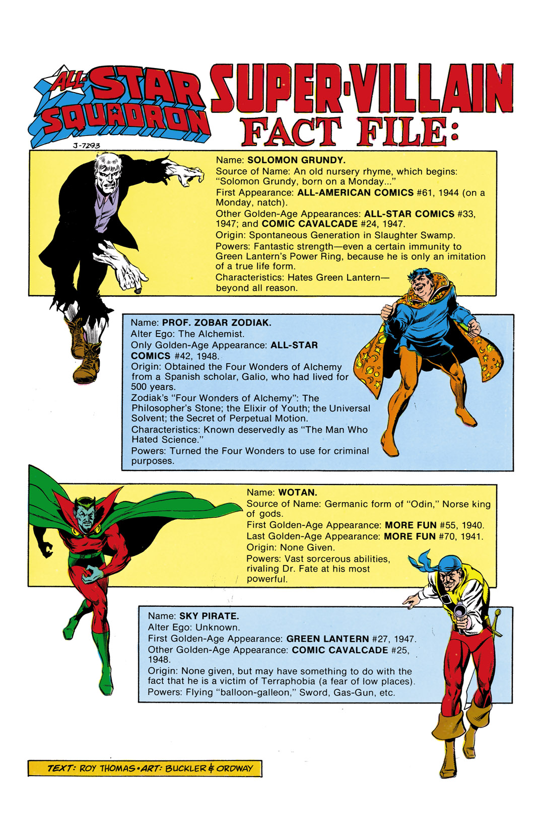 Read online All-Star Squadron comic -  Issue #3 - 29
