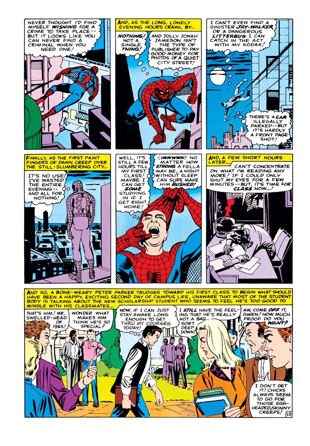 The Amazing Spider-Man (1963) 31 Page 13