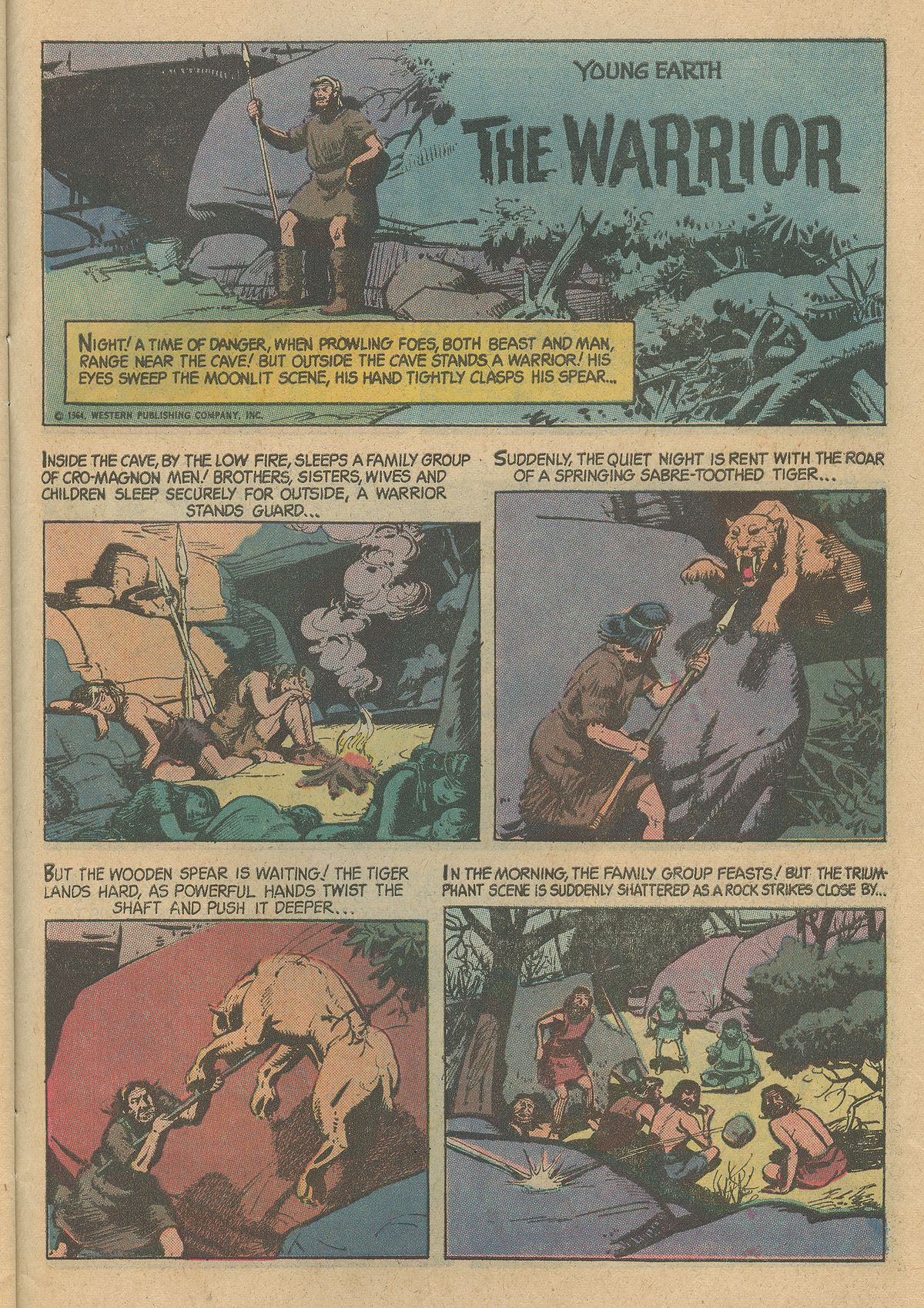 Read online Turok, Son of Stone comic -  Issue #128 - 31