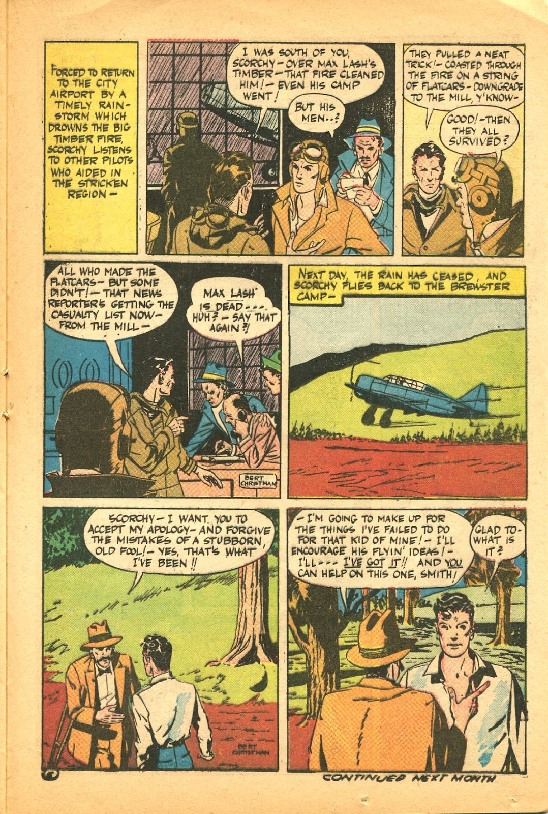 Read online Famous Funnies comic -  Issue #119 - 33