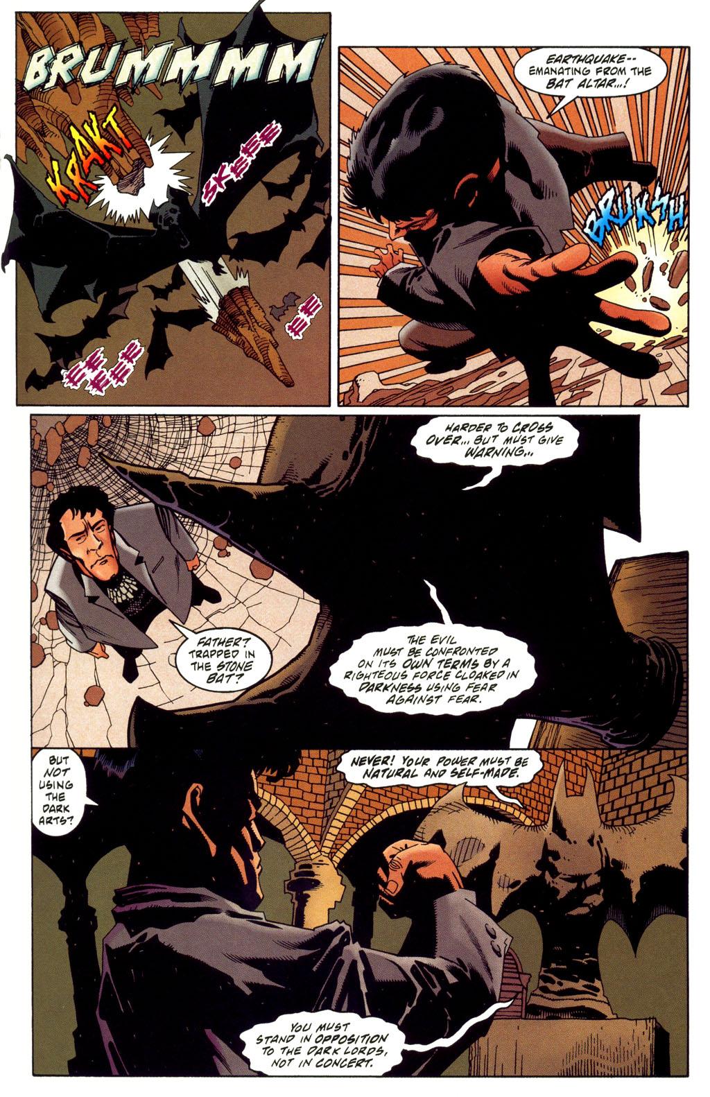 Read online Batman: Haunted Gotham comic -  Issue #2 - 11