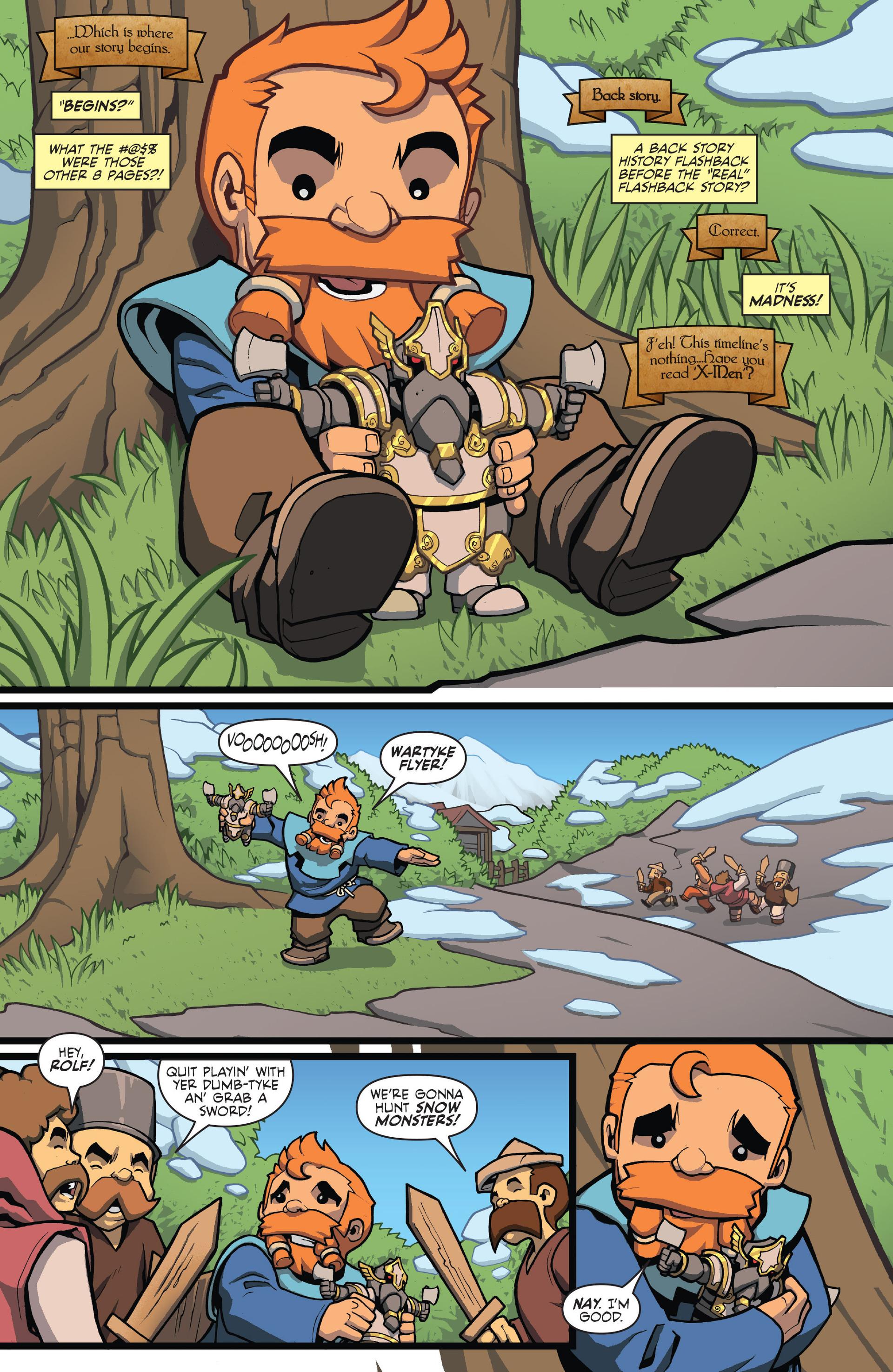 Read online Skullkickers comic -  Issue #26 - 13
