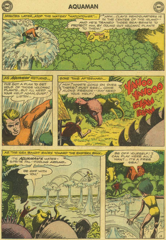 Read online Aquaman (1962) comic -  Issue #7 - 18