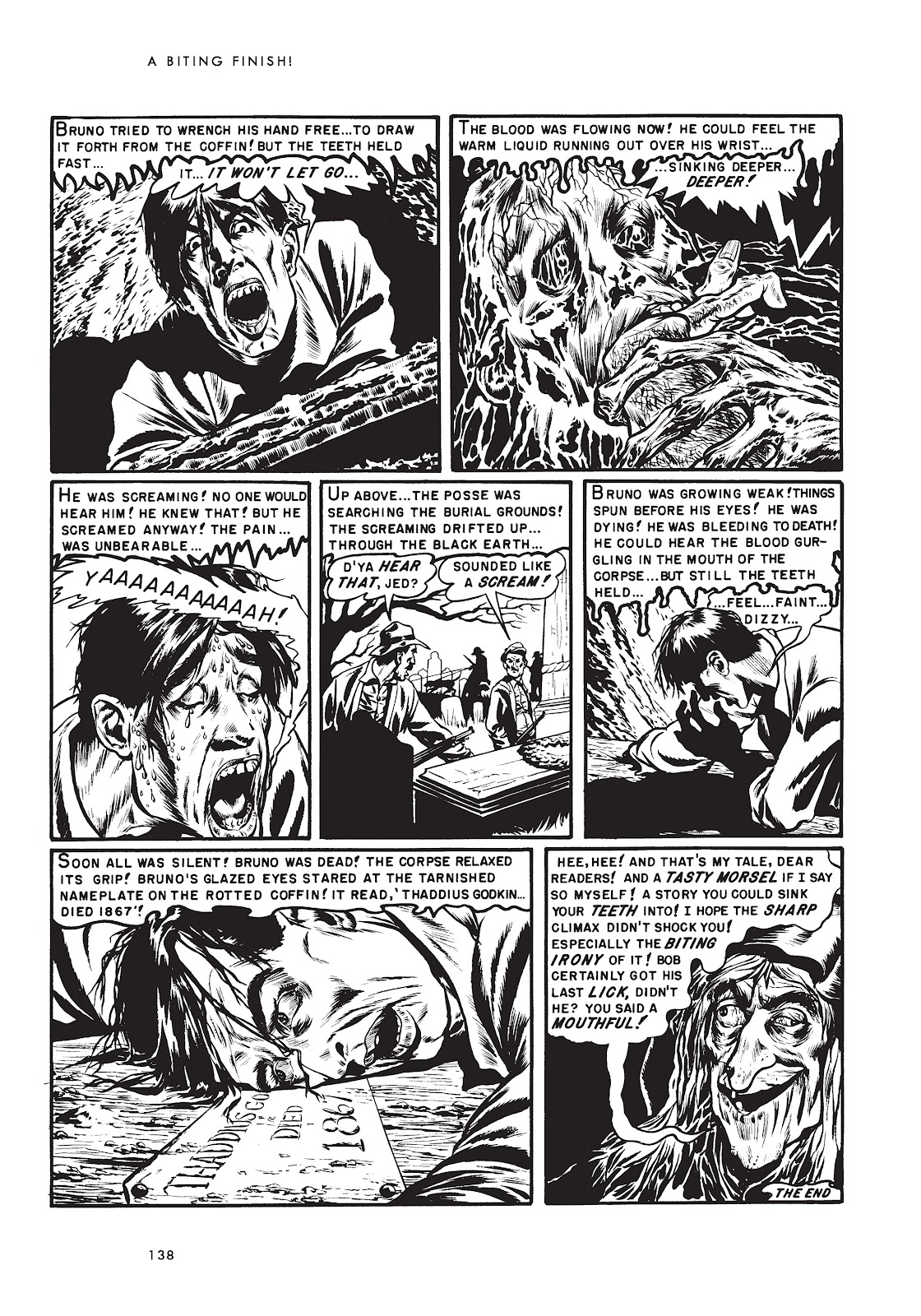 Read online Doctor of Horror and Other Stories comic -  Issue # TPB (Part 2) - 54