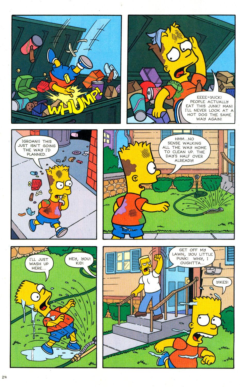 Read online Simpsons Comics Presents Bart Simpson comic -  Issue #28 - 19