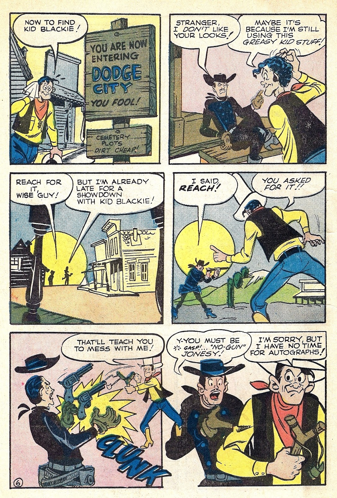 Archie's Madhouse issue Annual 6 - Page 62