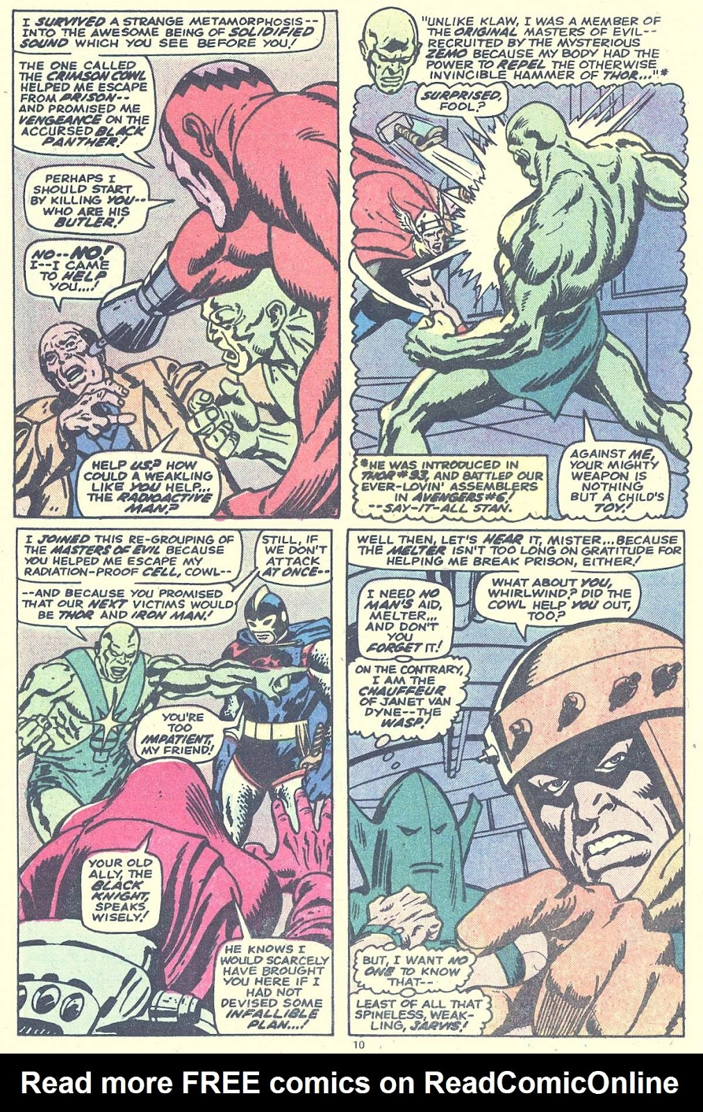 Marvel Triple Action (1972) issue 47 - Page 12