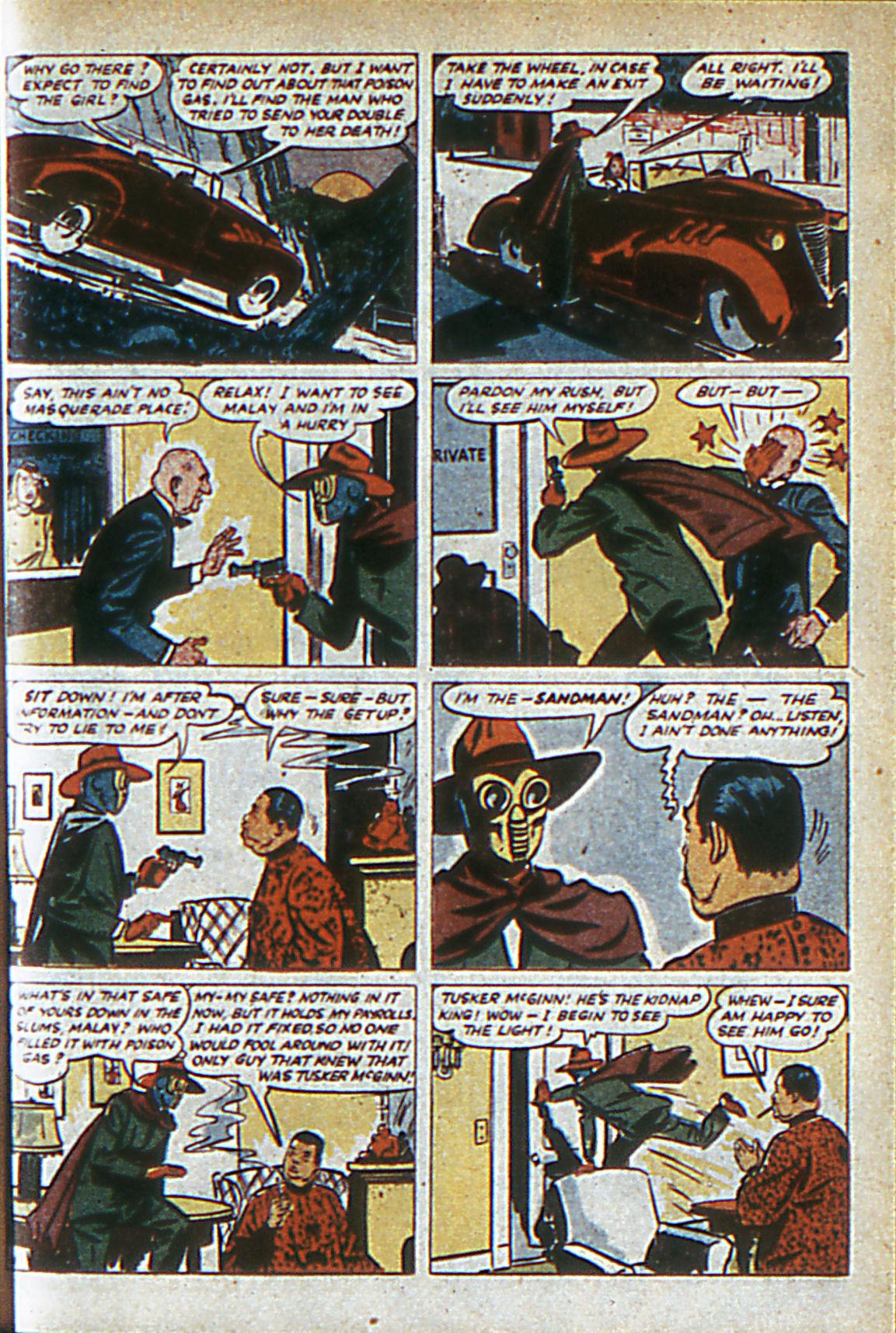 Read online Adventure Comics (1938) comic -  Issue #60 - 60