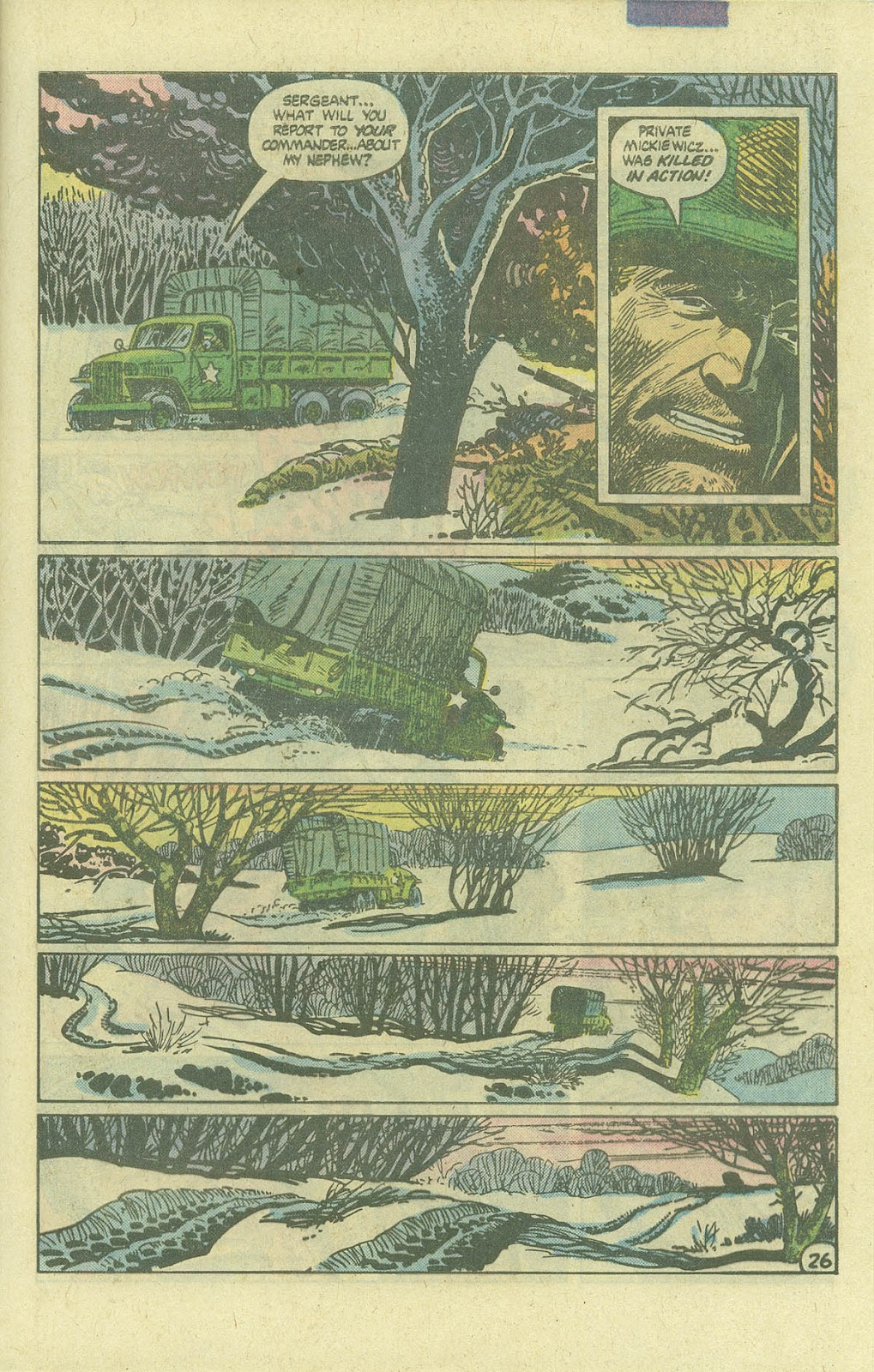 Sgt. Rock issue Annual 3 - Page 32