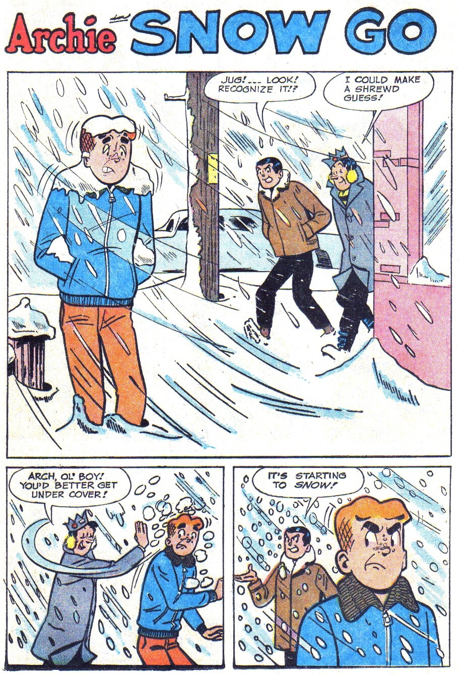 Read online Archie (1960) comic -  Issue #144 - 29