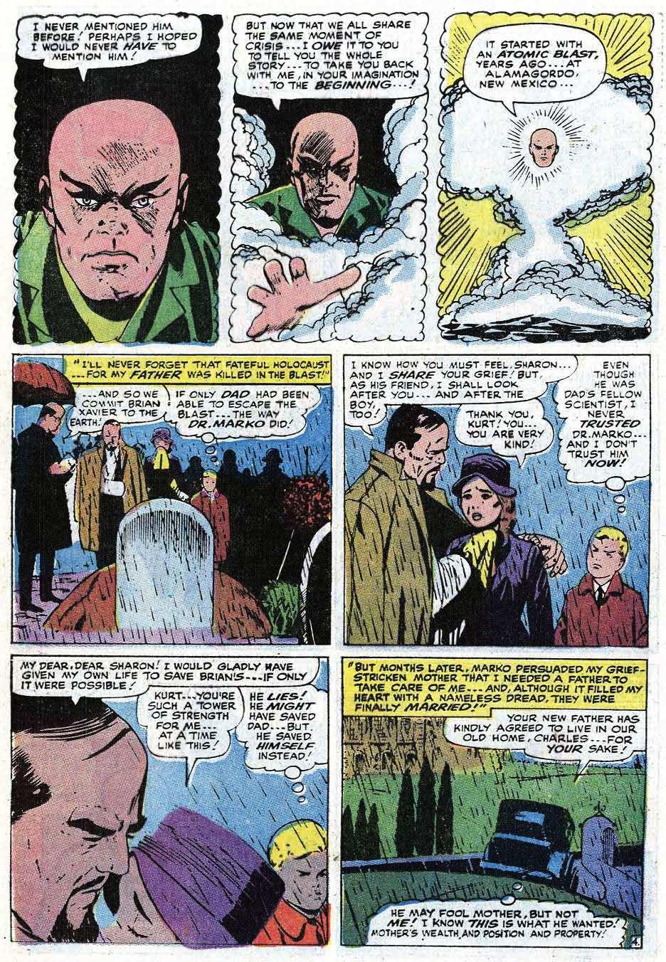 Read online Uncanny X-Men (1963) comic -  Issue #67 - 6
