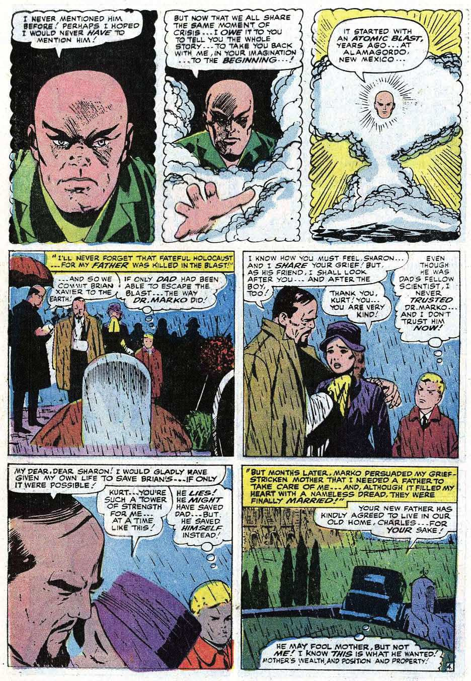Uncanny X-Men (1963) issue 67 - Page 6
