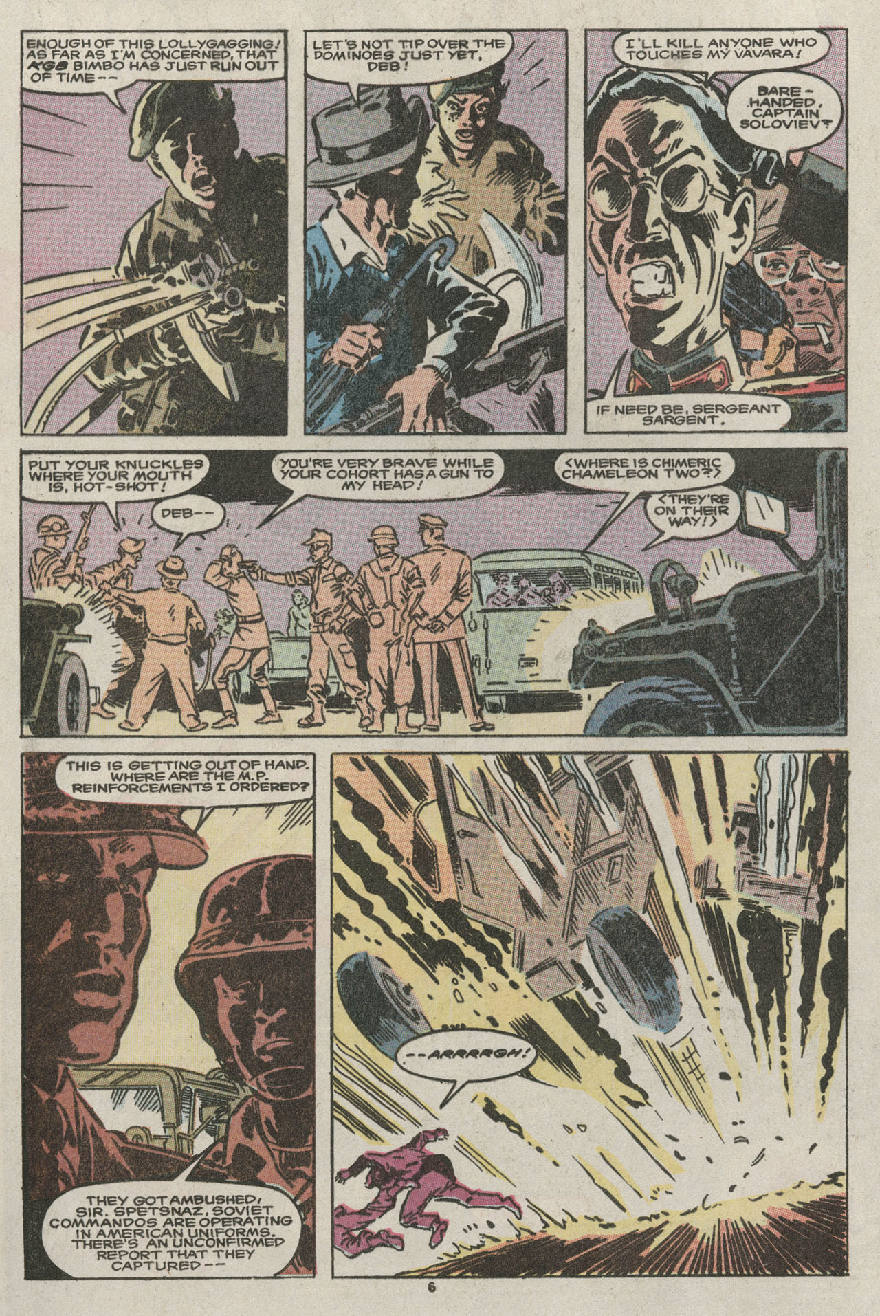 Read online Nth Man the Ultimate Ninja comic -  Issue #14 - 7