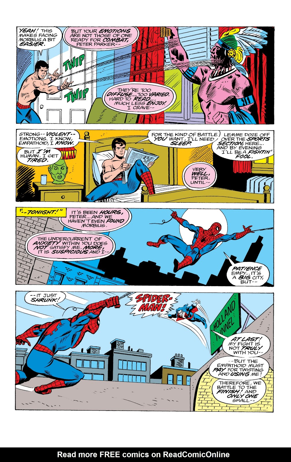Read online Marvel Masterworks: The Spectacular Spider-Man comic -  Issue # TPB (Part 2) - 30