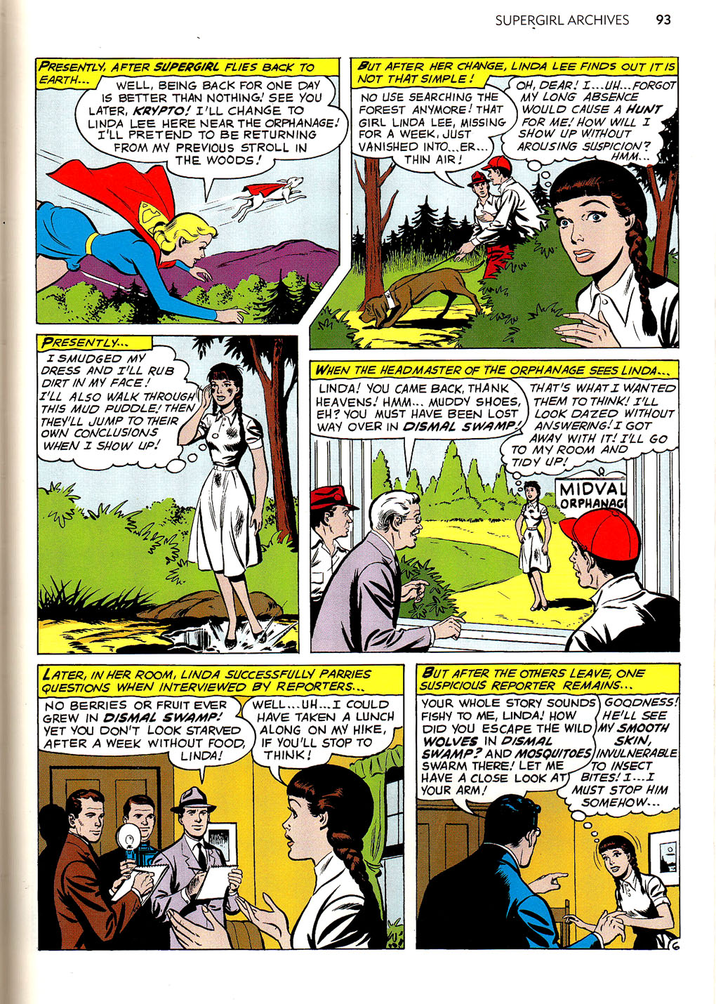 Read online Action Comics (1938) comic -  Issue #258 - 43