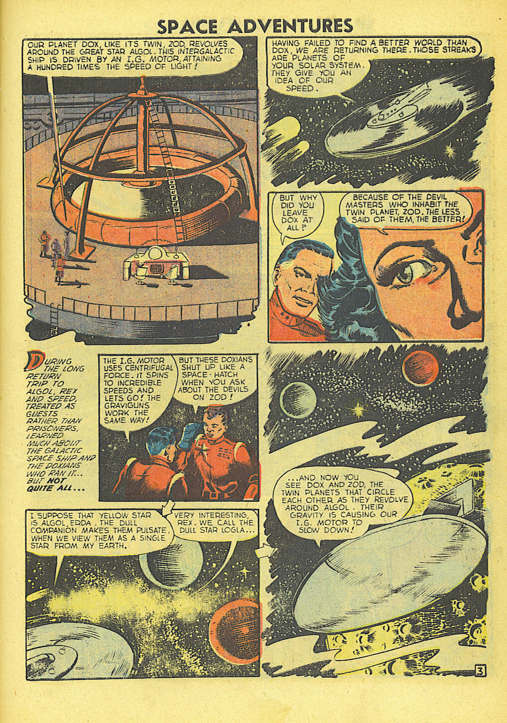 Space Adventures (1952) issue 4 - Page 4