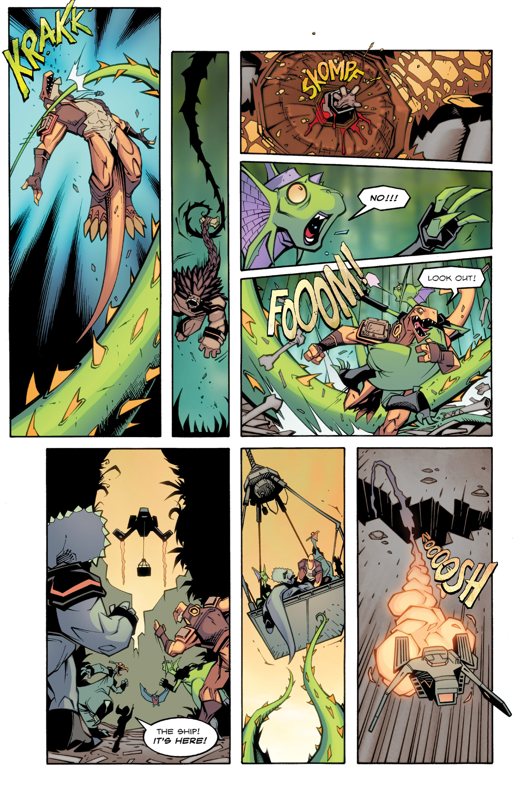 Read online Rexodus comic -  Issue # Full - 76