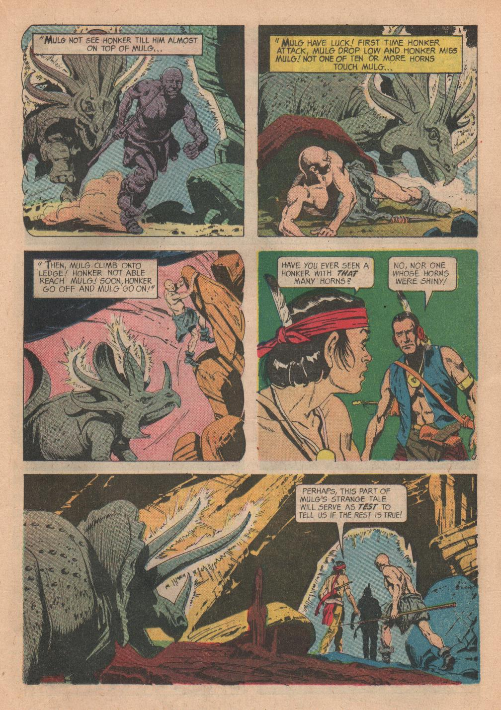Read online Turok, Son of Stone comic -  Issue #55 - 16