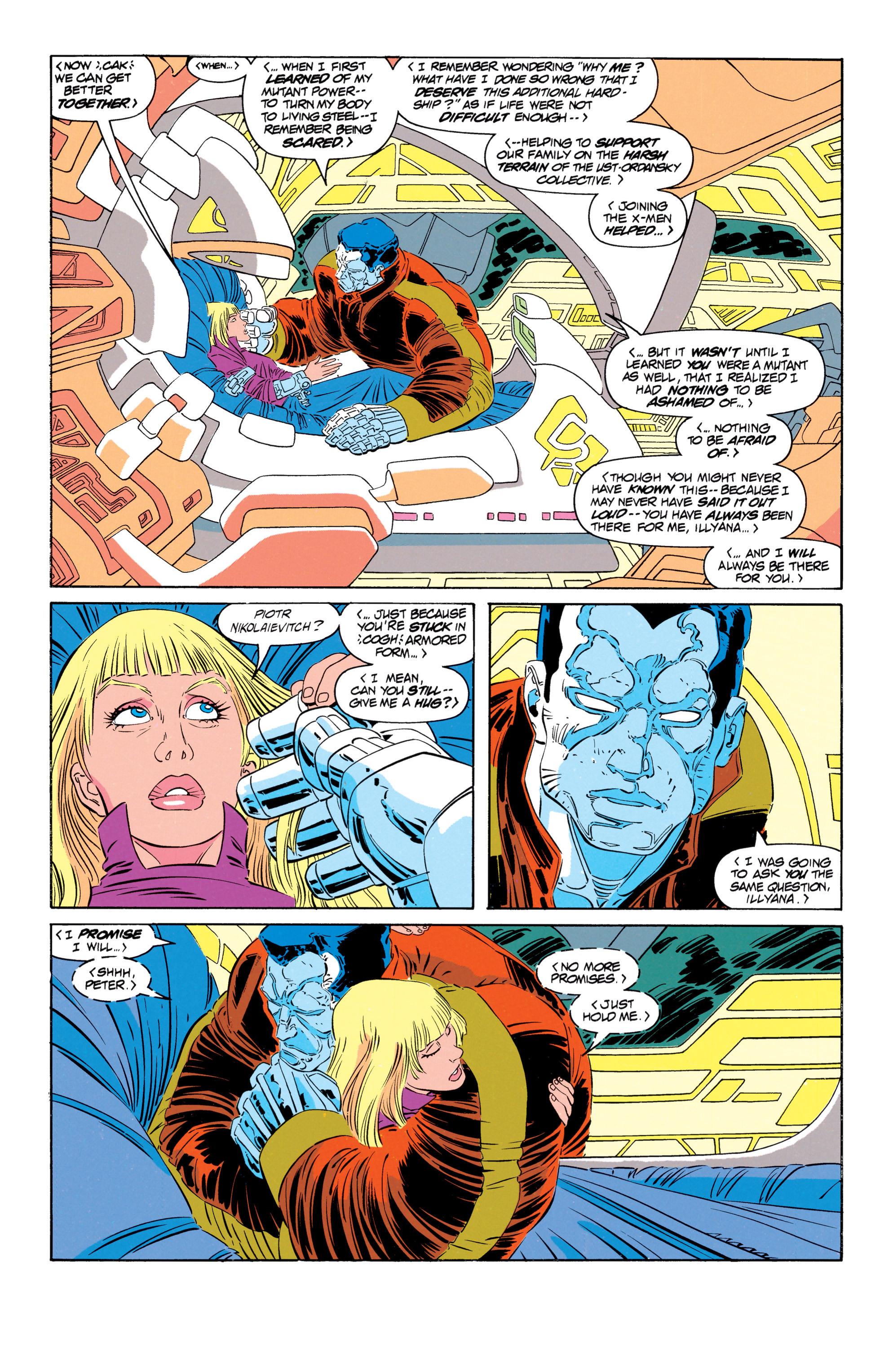 Read online Uncanny X-Men (1963) comic -  Issue #301 - 8